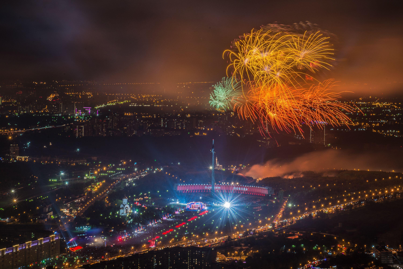 Салют в честь Дня Победы состоится в столице