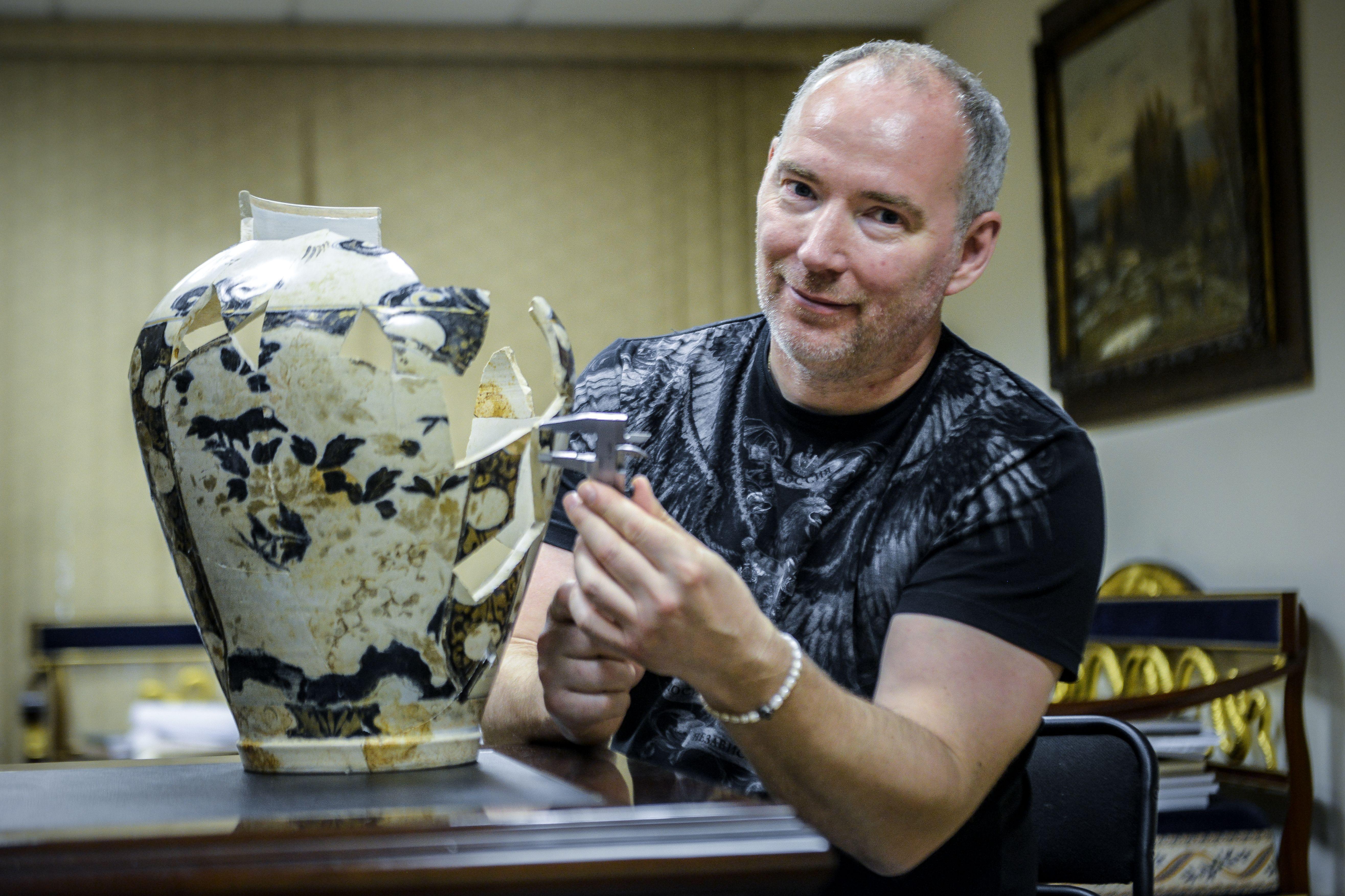 Археологи Москвы отреставрировали более 200 находок с территории Пушкинского музея и «Зарядья»