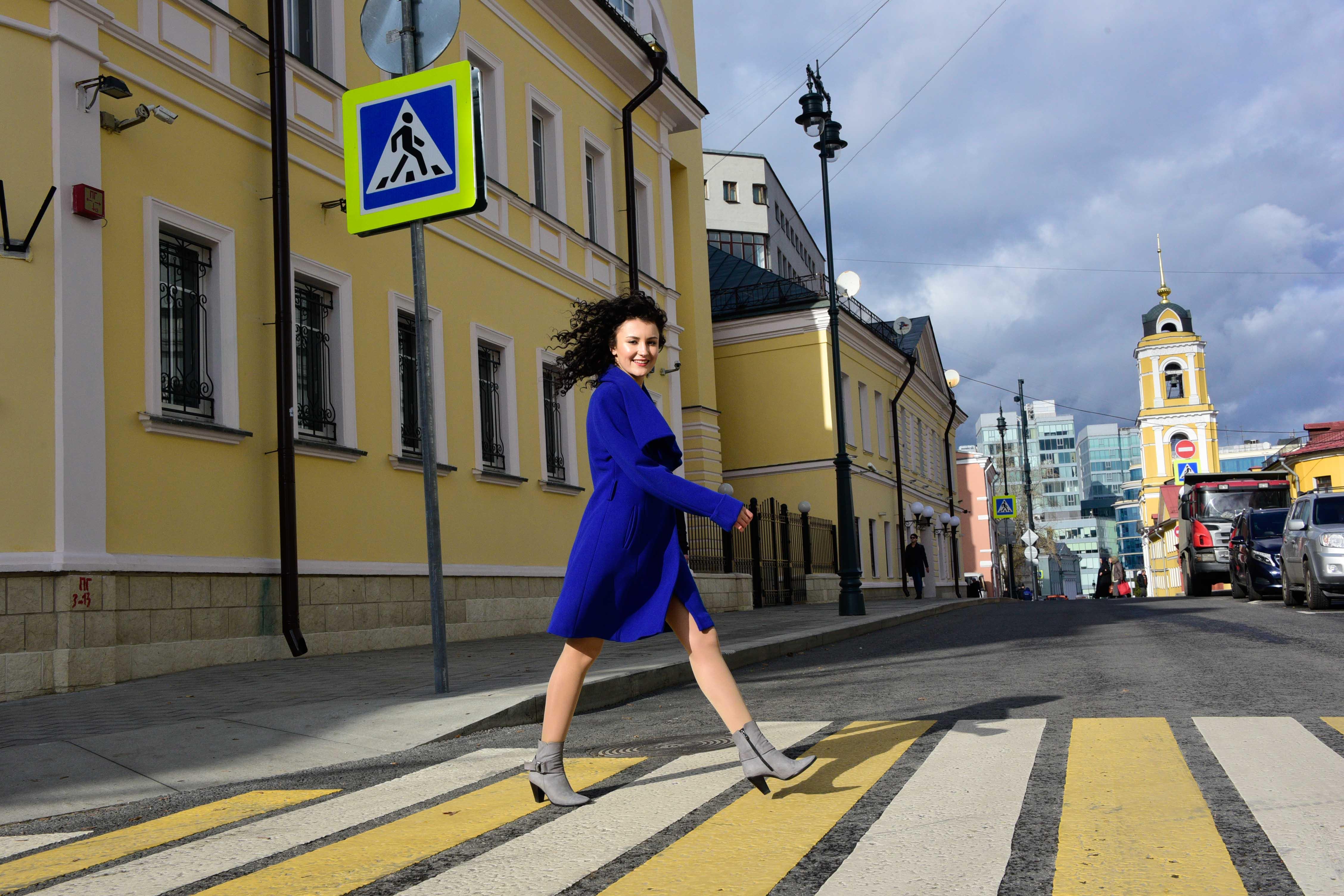 Московская температура достигнет 10 градусов в пятницу