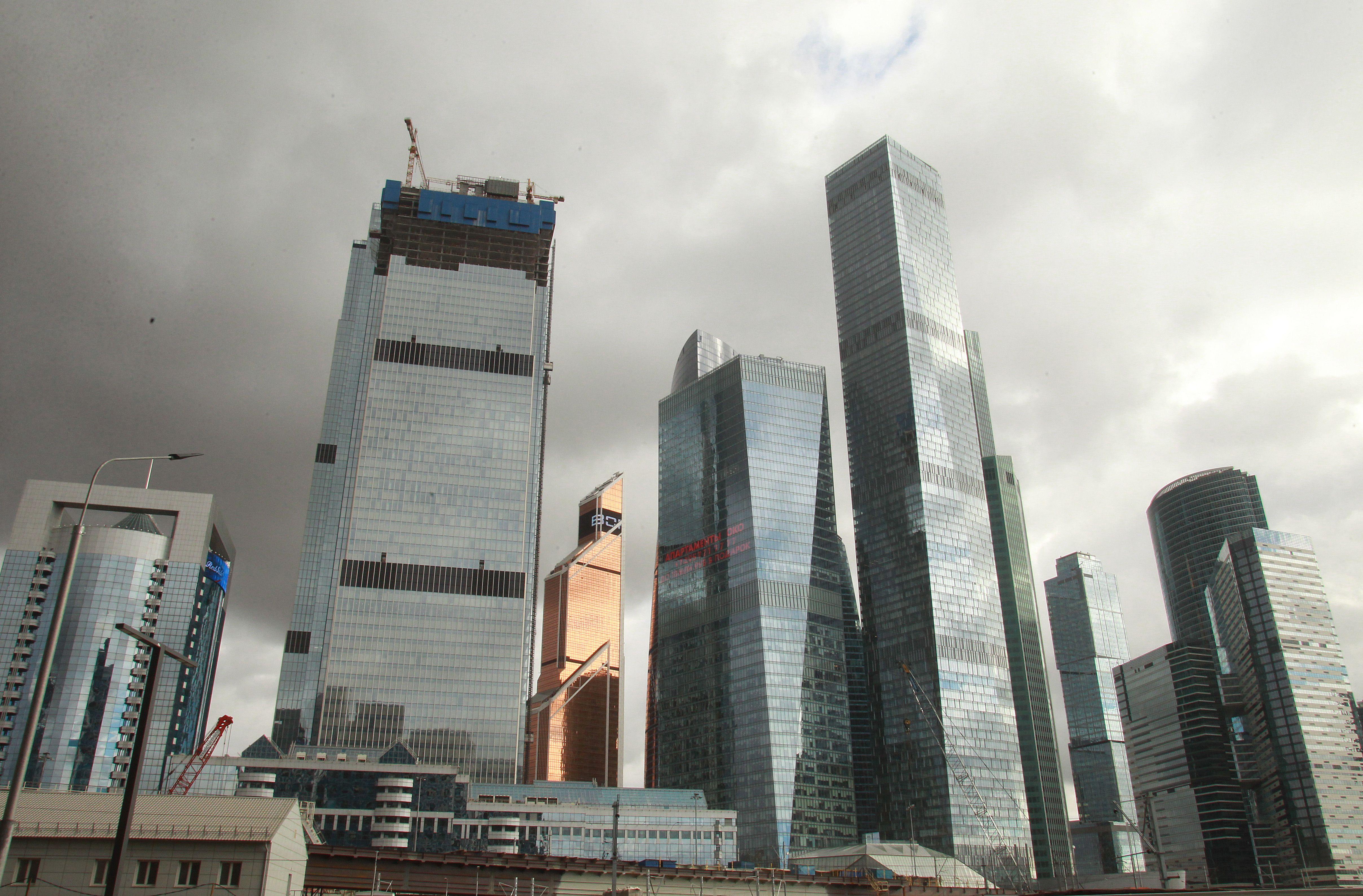 Многофункциональный комплекс построят в составе делового центра «Москва-Сити»