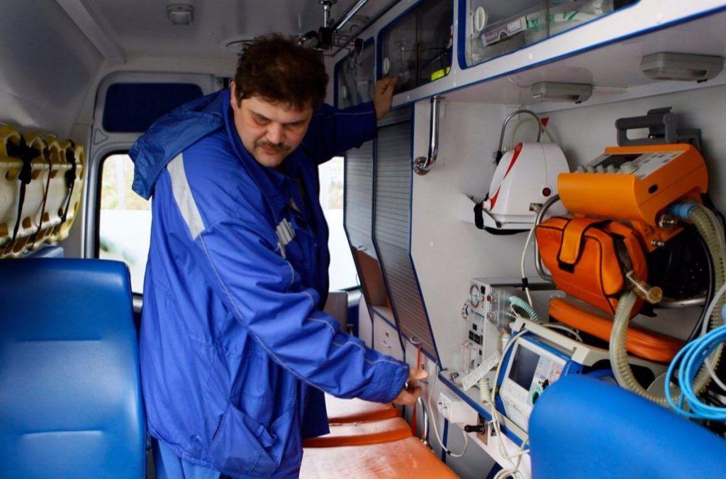 Около 200 пациентов в сутки смогут принимать в новом корпусе скорой помощи при больнице Буянова. Фото: сайт мэра Москвы