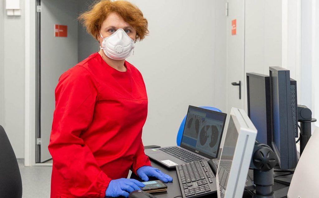 В Москве экспресс-тесты на антитела к коронавирусу сдали 50 тыс медиков. Фото: сайт мэра Москвы