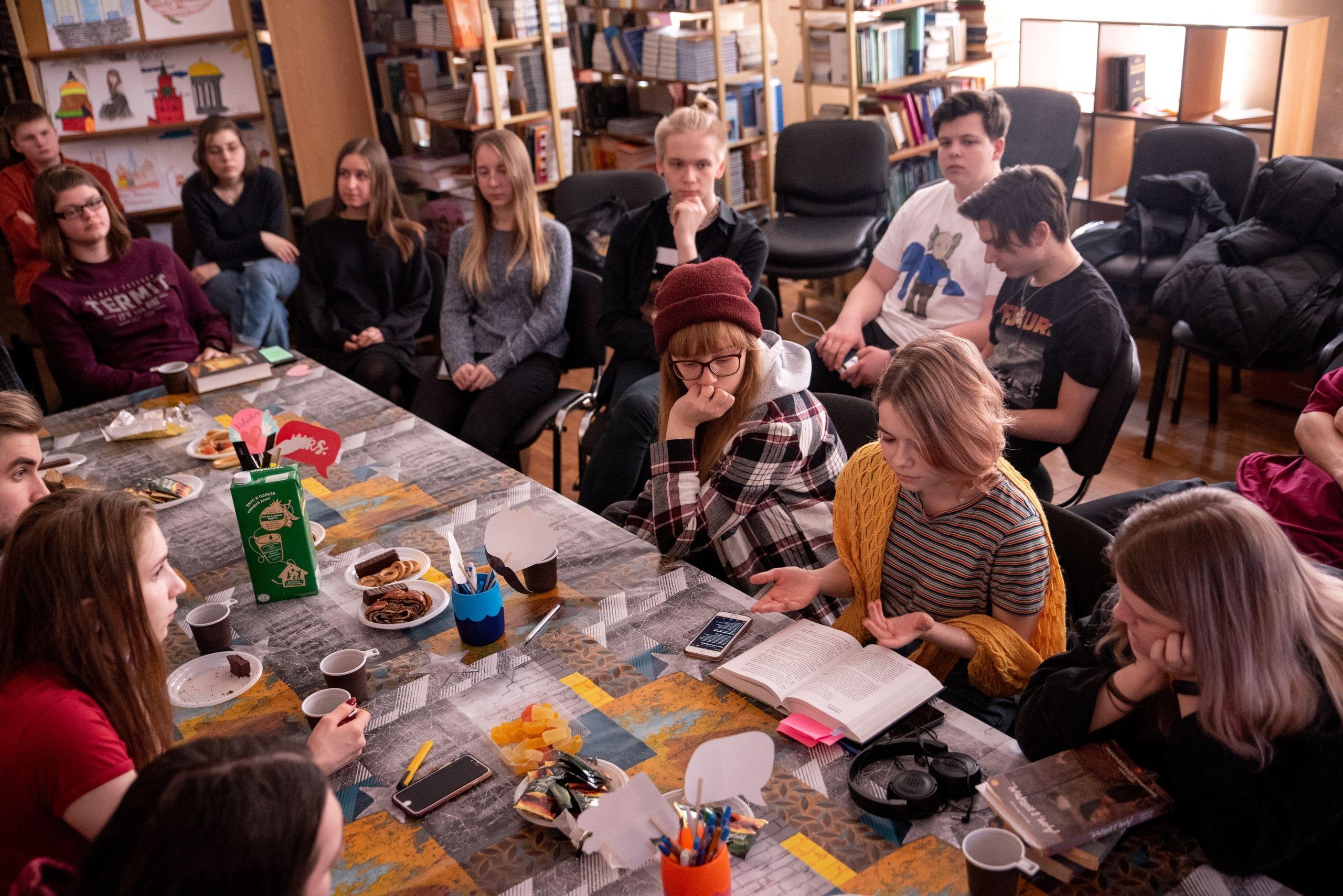 Книги и их экранизации обсудят в техникуме имени Леонида Красина