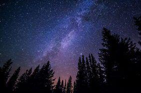 В пик метеорного потока Лириды ожидается до 18 метеоров в час. Фото: pixabay.com