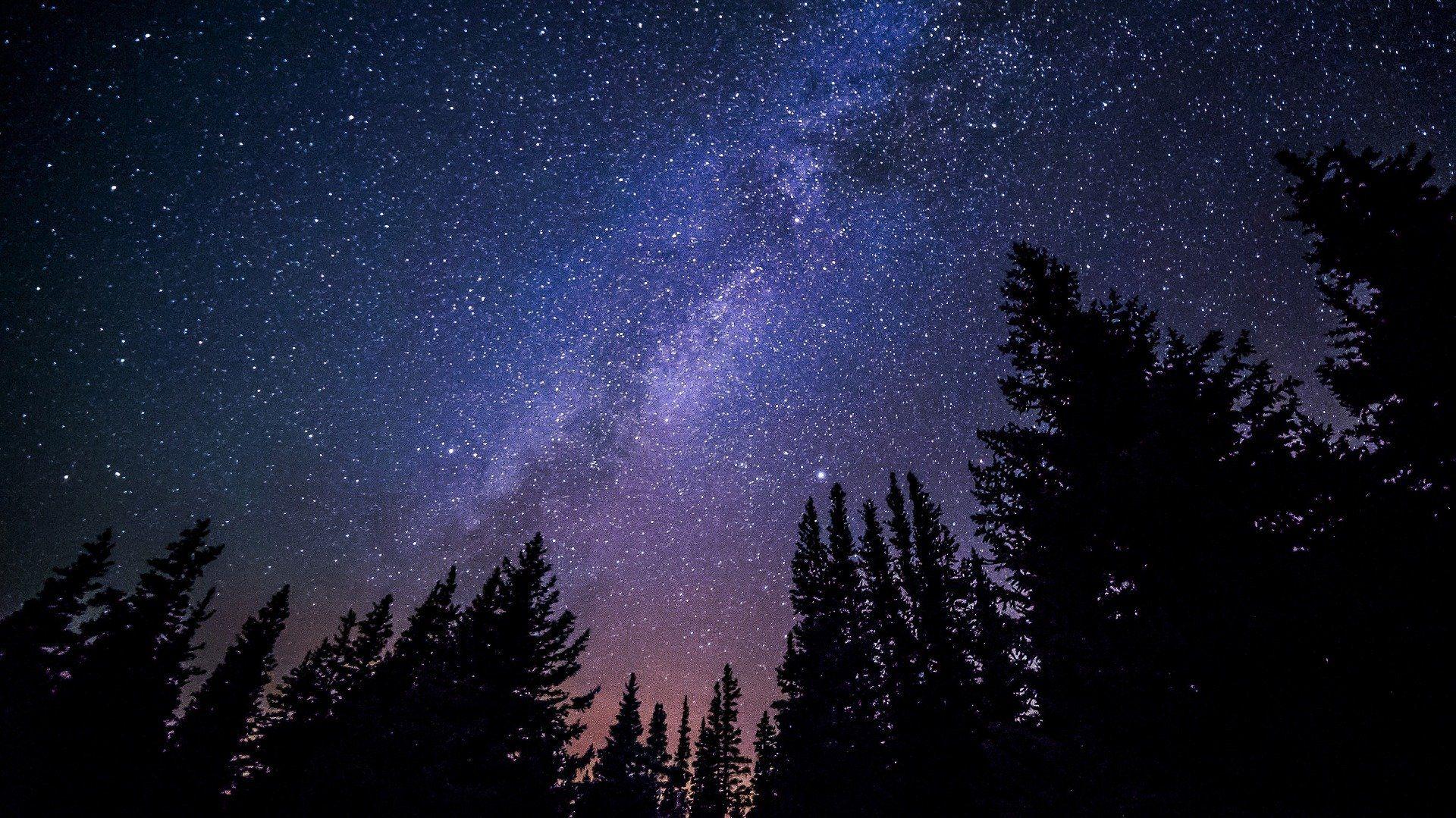 Большая луна и звездный дождь озарят небо над Москвой