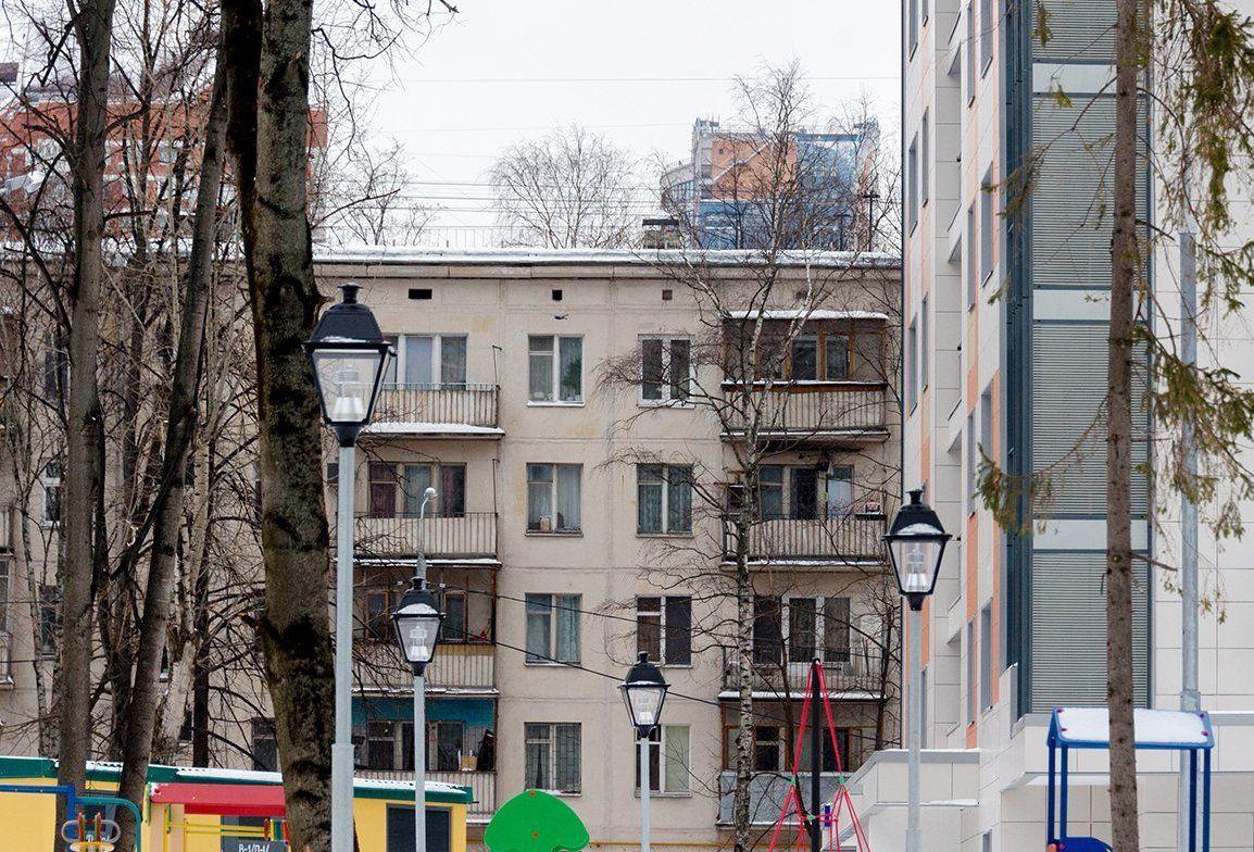 Жилой дом 1930 года постройки в Даниловском районе капитально отремонтируют