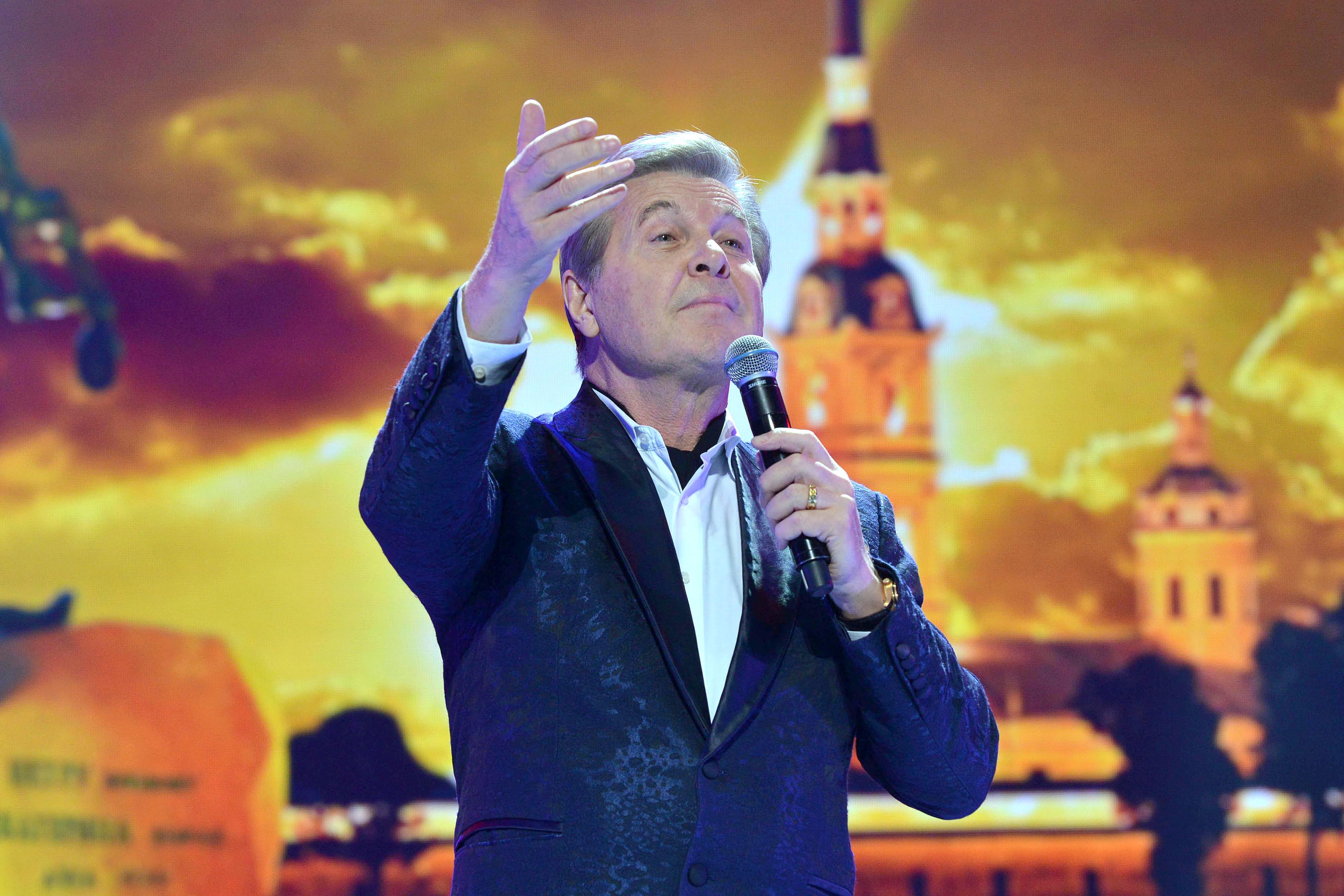 Лев Лещенко: Дорогим ветеранам пою эту песню