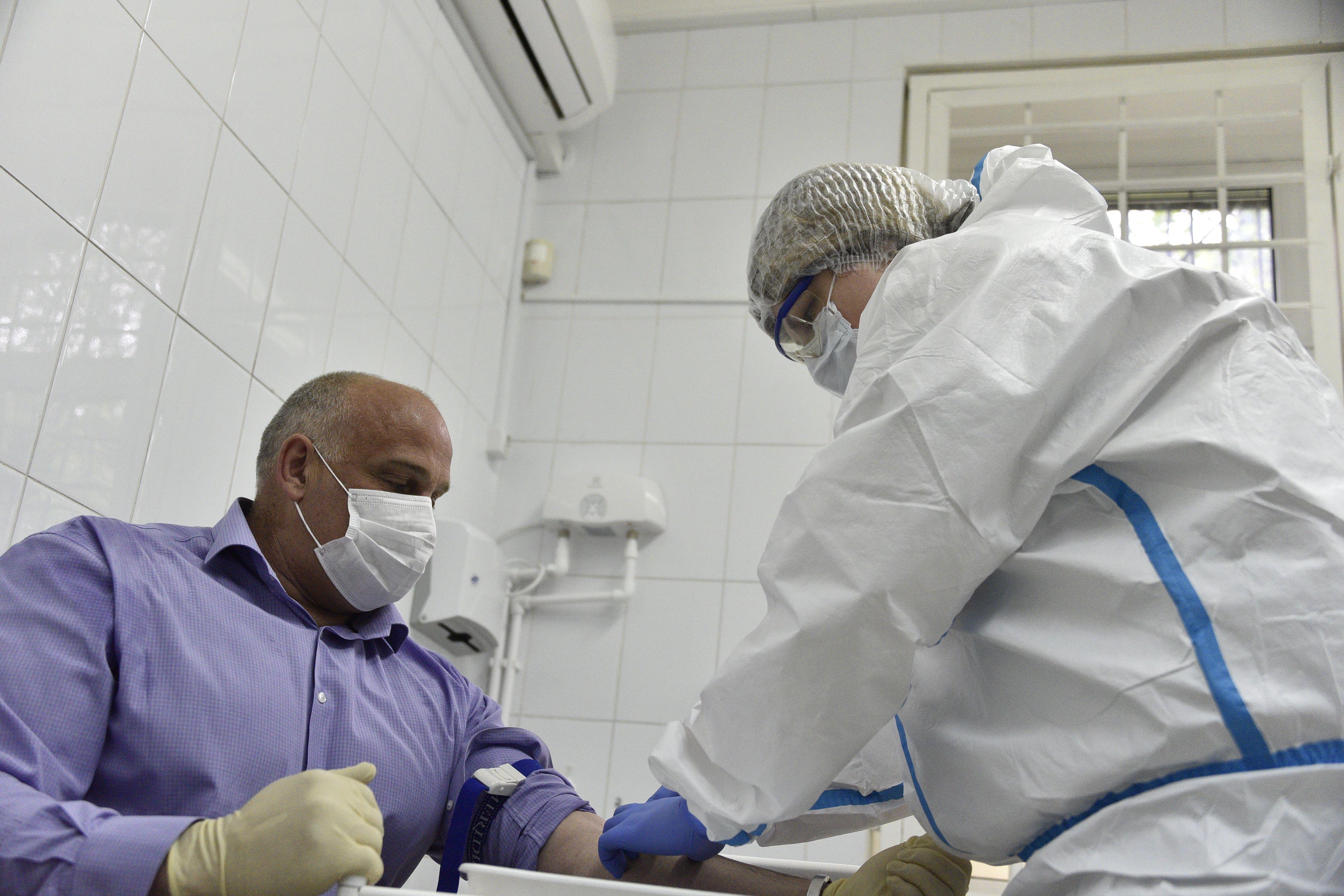 Новый тест поможет составить картину эпидемии