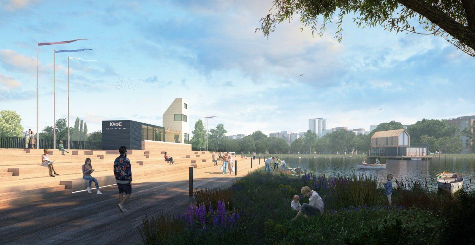 Линейный парк соединит Москву и область в следующем году