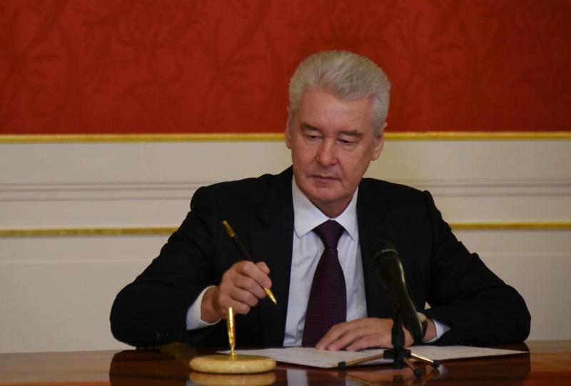 Собянин призвал москвичей к участию в онлайн-акции «Бессмертный полк»