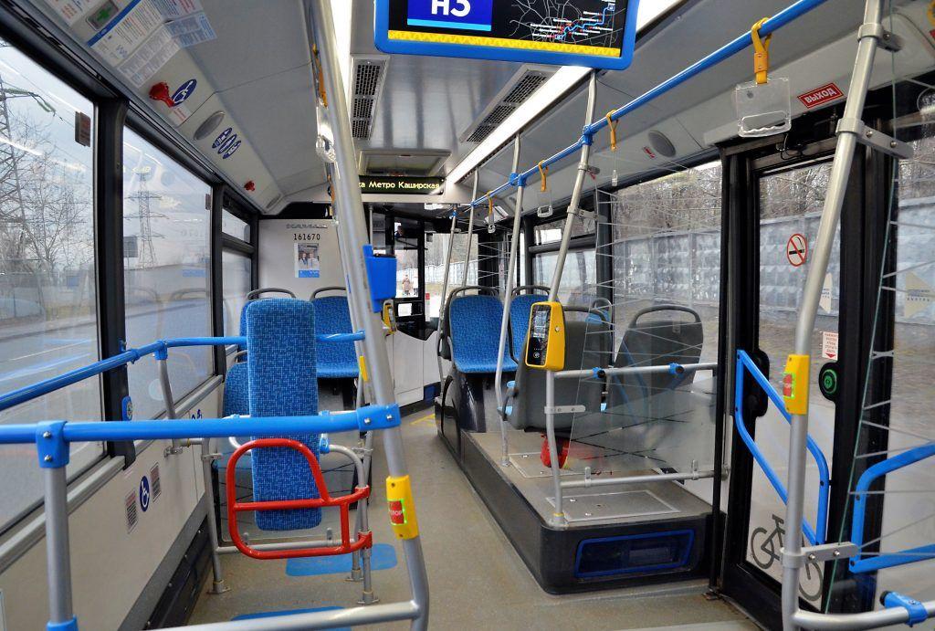 Автобусы заменят троллейбусы на маршруте №52. Фото: Анна Быкова