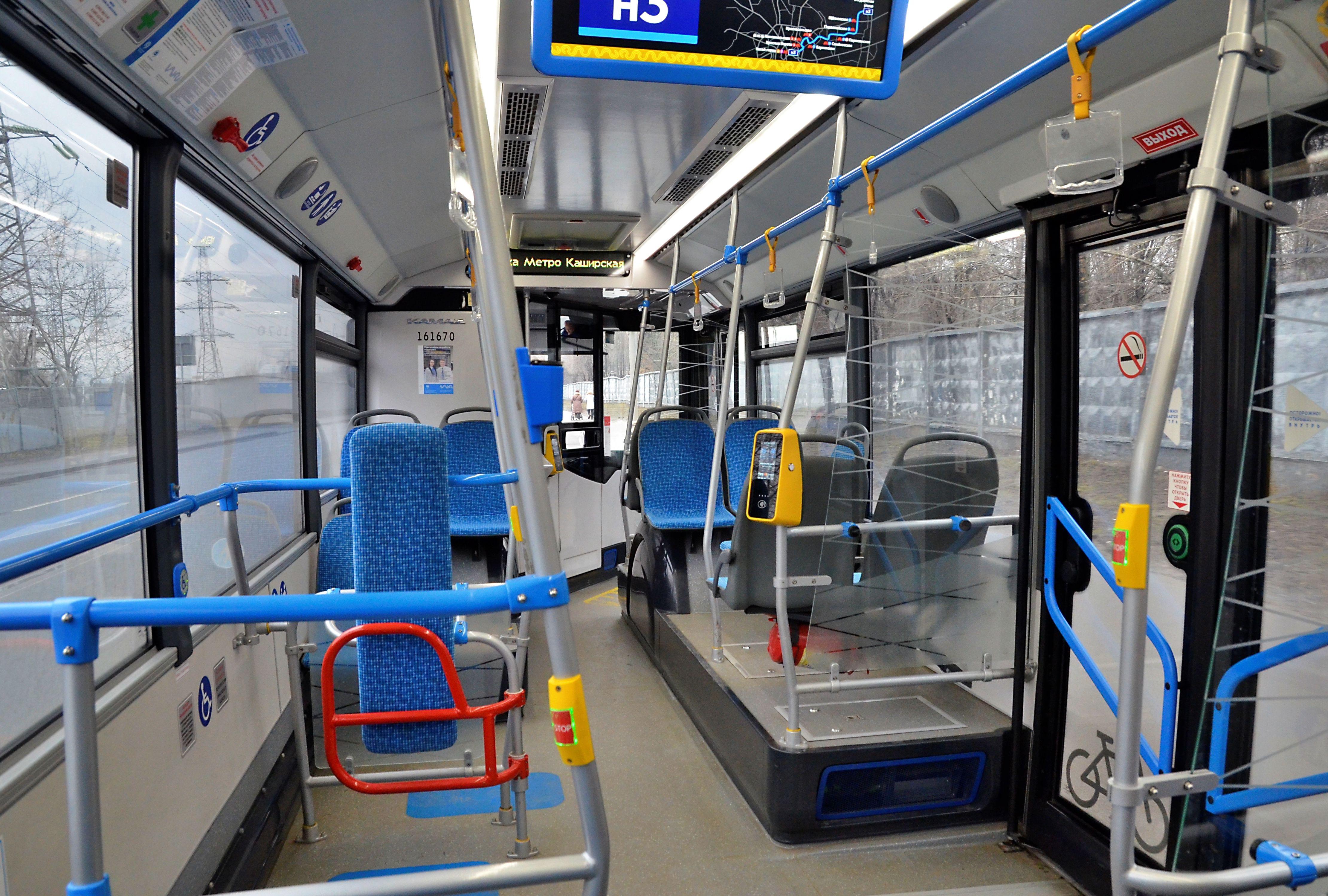 Автобусы заменят троллейбусы на маршруте №52