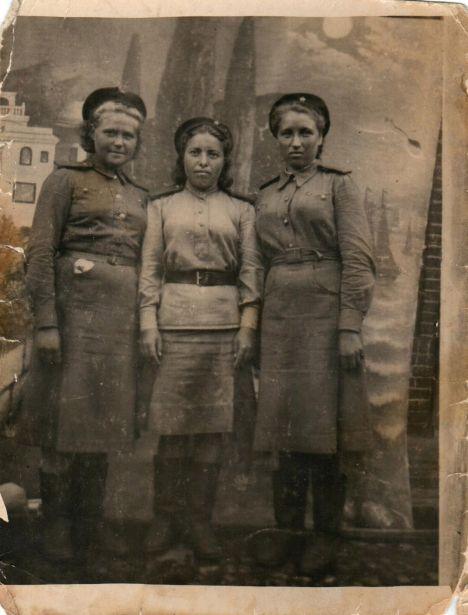 Екатерина Евдокимова была на войне в течение четырех лет. Фото: polkmoskva.ru