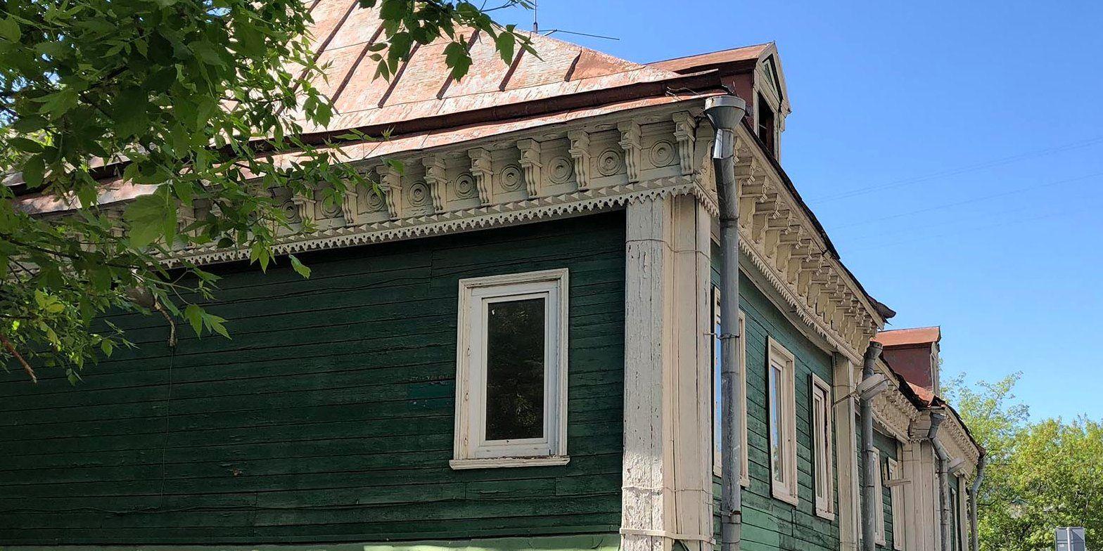 Инвесторам предложили арендовать дом купца Виноградова в Москве по льготной программе