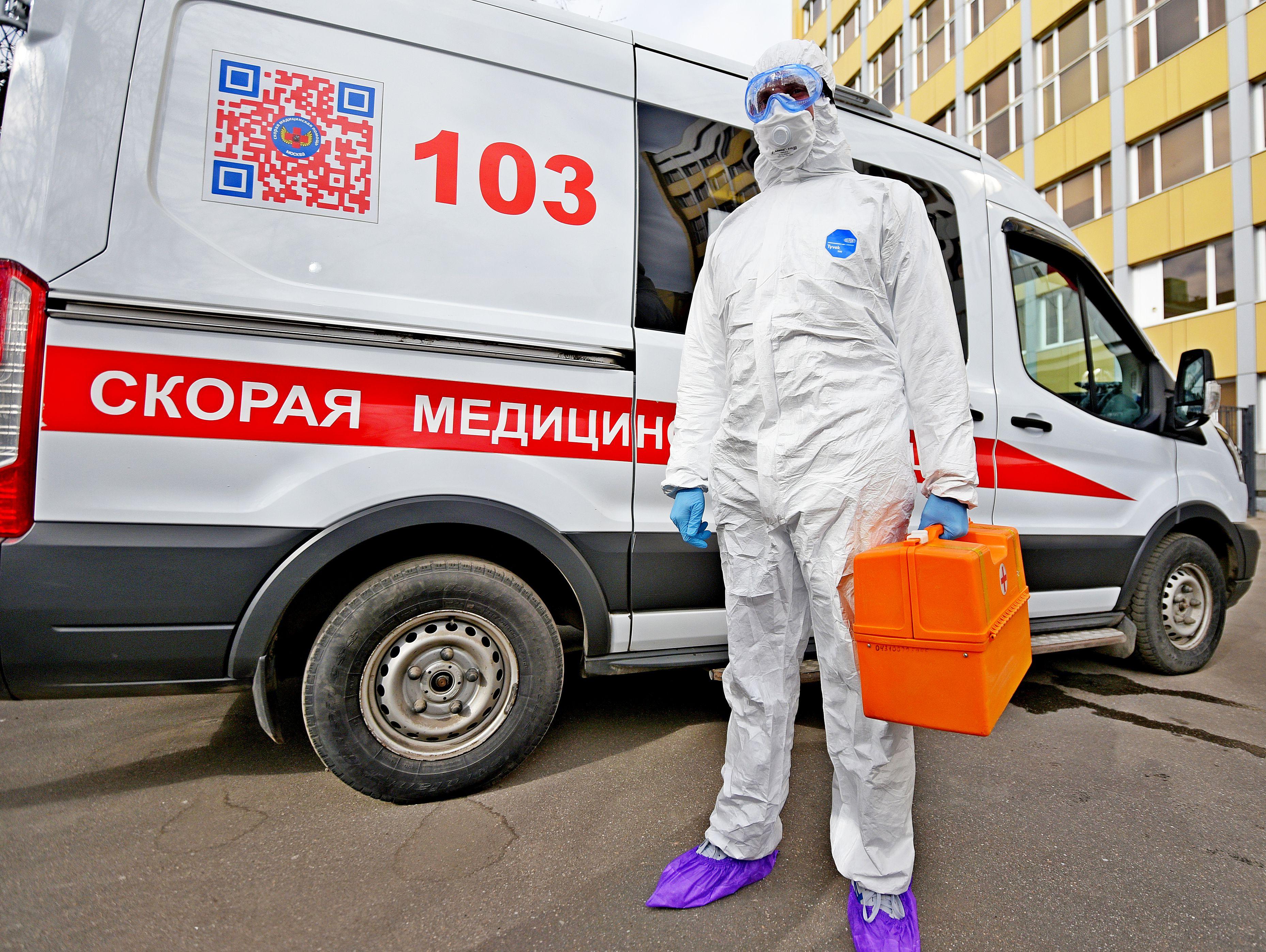 Коронавирусом заболели еще 3561 человек в Москве