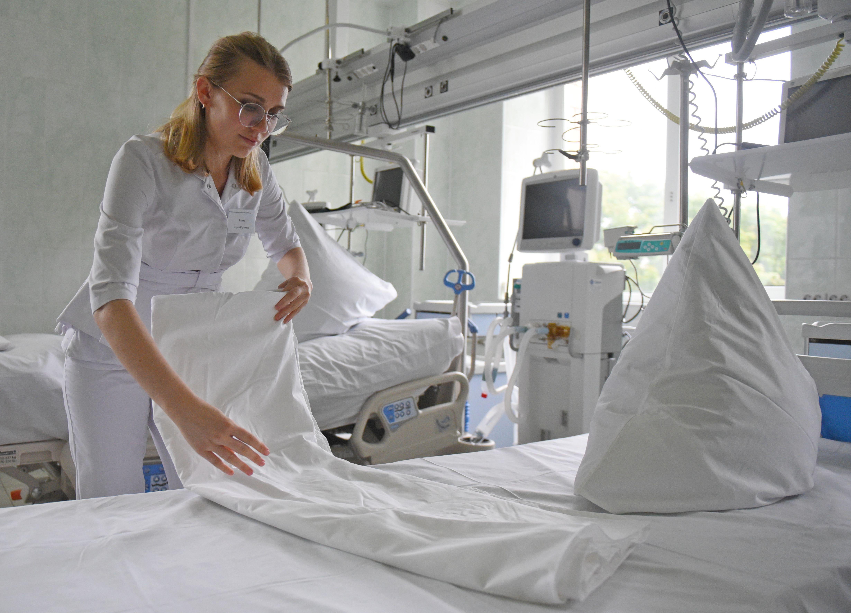 Московские врачи вылечили от коронавируса 6374 человек