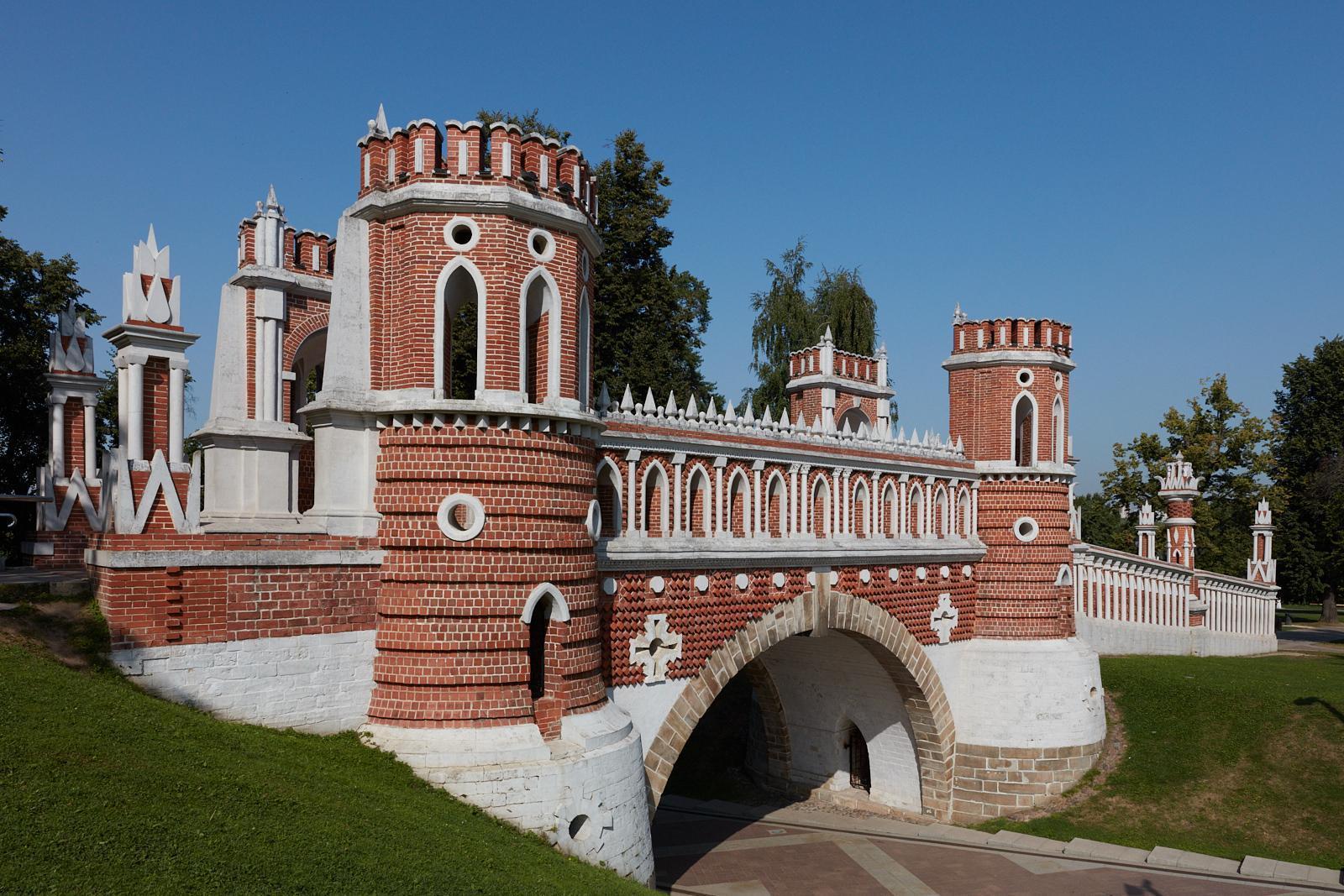Страшилки и онлайн-экскурсии: что подготовили в «Царицыне» на «Ночь в музее»