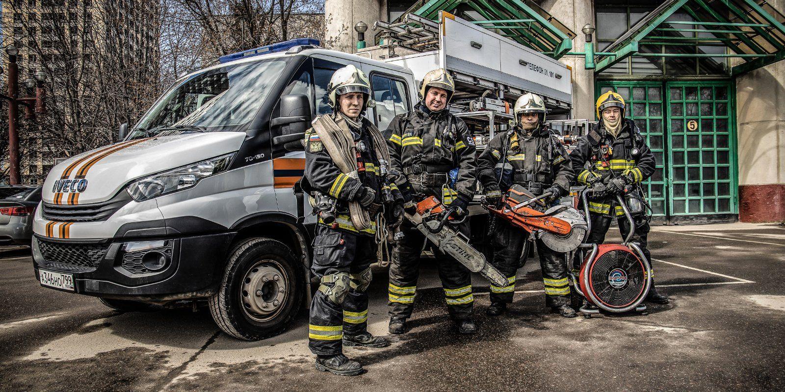 Сотни спасенных жизней: аварийно-спасательному отряду № 5 исполнилось 24 года