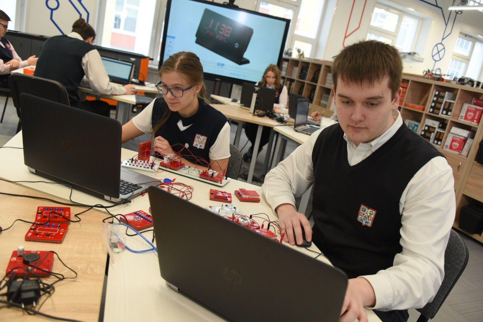 Число обучающихся в IT-классах возросло в два раза