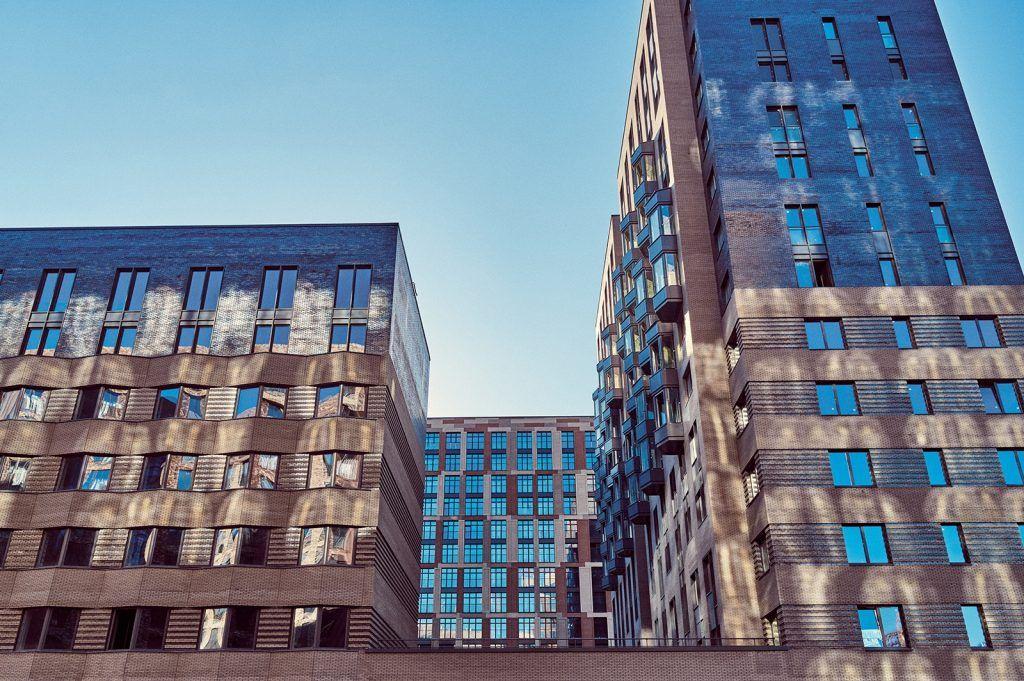 Здания в Даниловском районе признали лучшими в стране. Фото: сайт Комплекса градостроительной политики и строительства Москвы