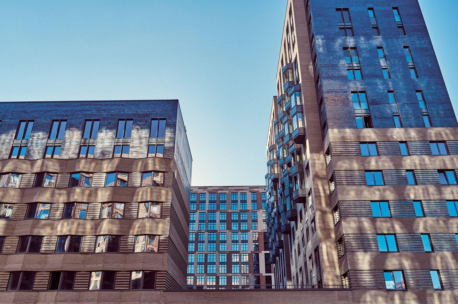 Жилой комплекс в Даниловском районе признали лучшим в стране