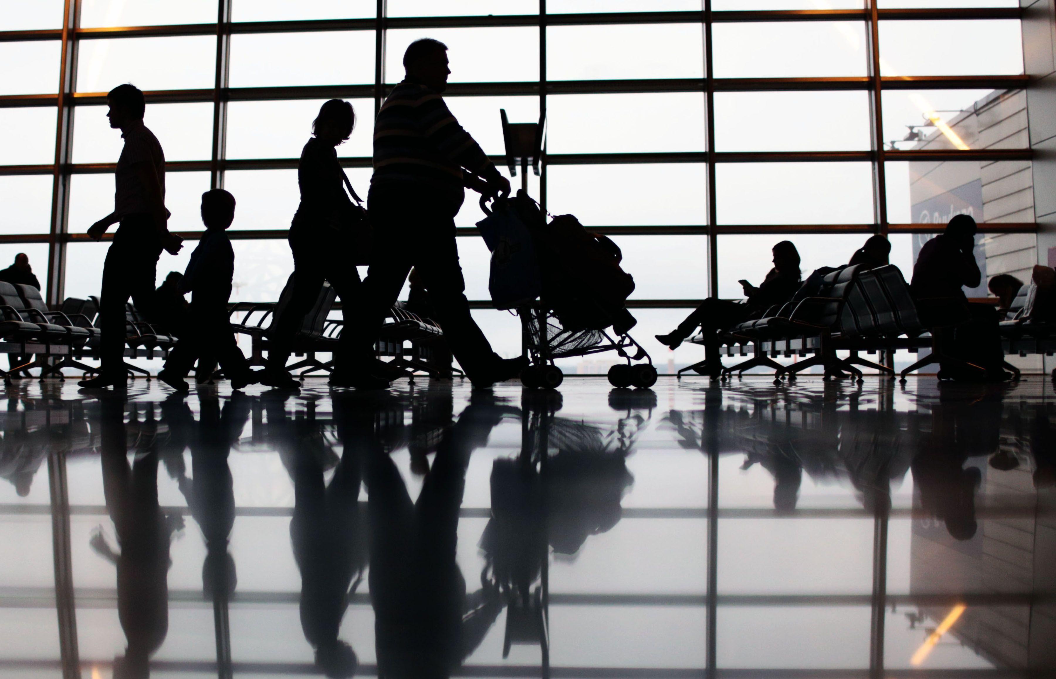 Московский аэропорт Внуково приступил к снятию ограничений
