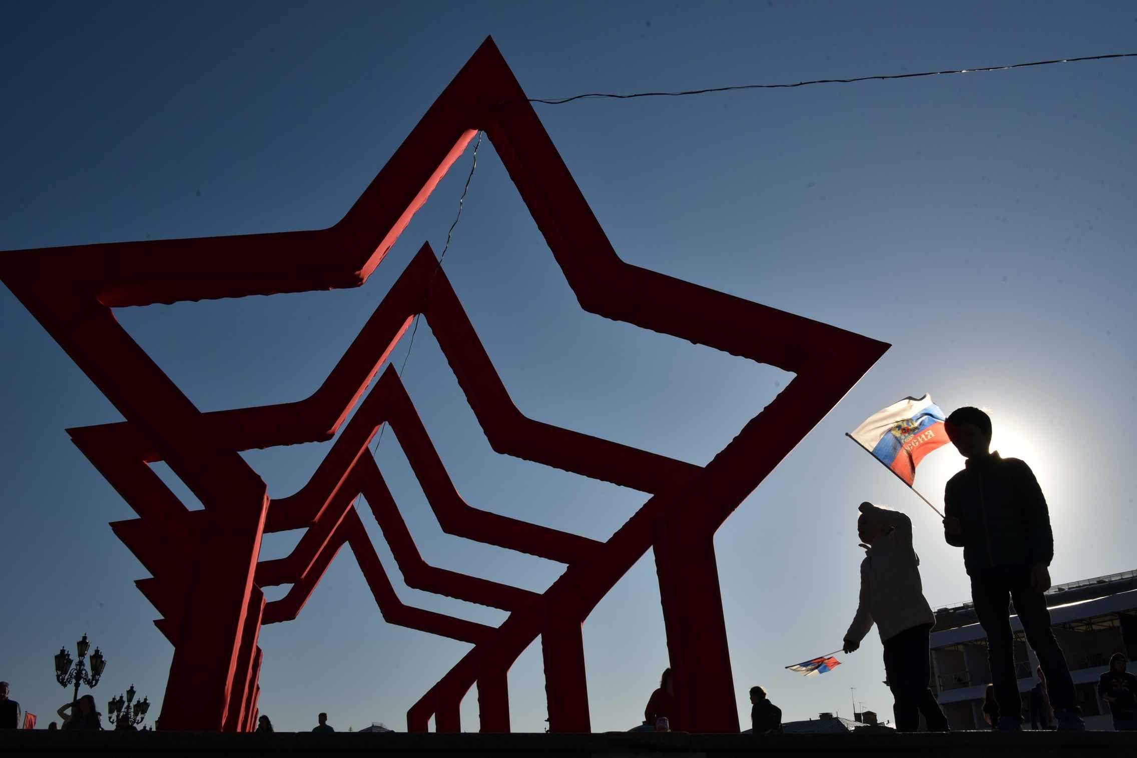 Парки Москвы подготовили онлайн-программу ко Дню Победы