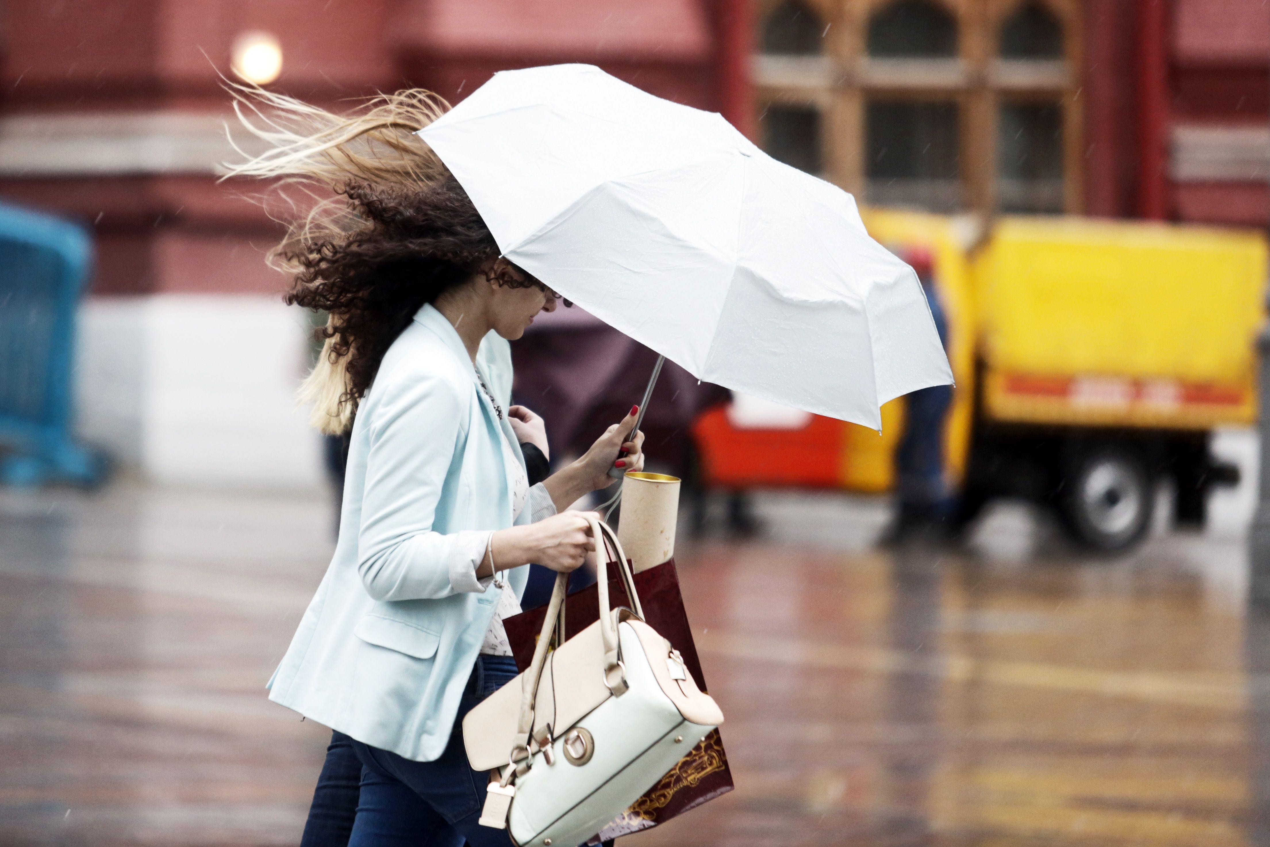 Дождливая погода сохранится в Москве на выходных