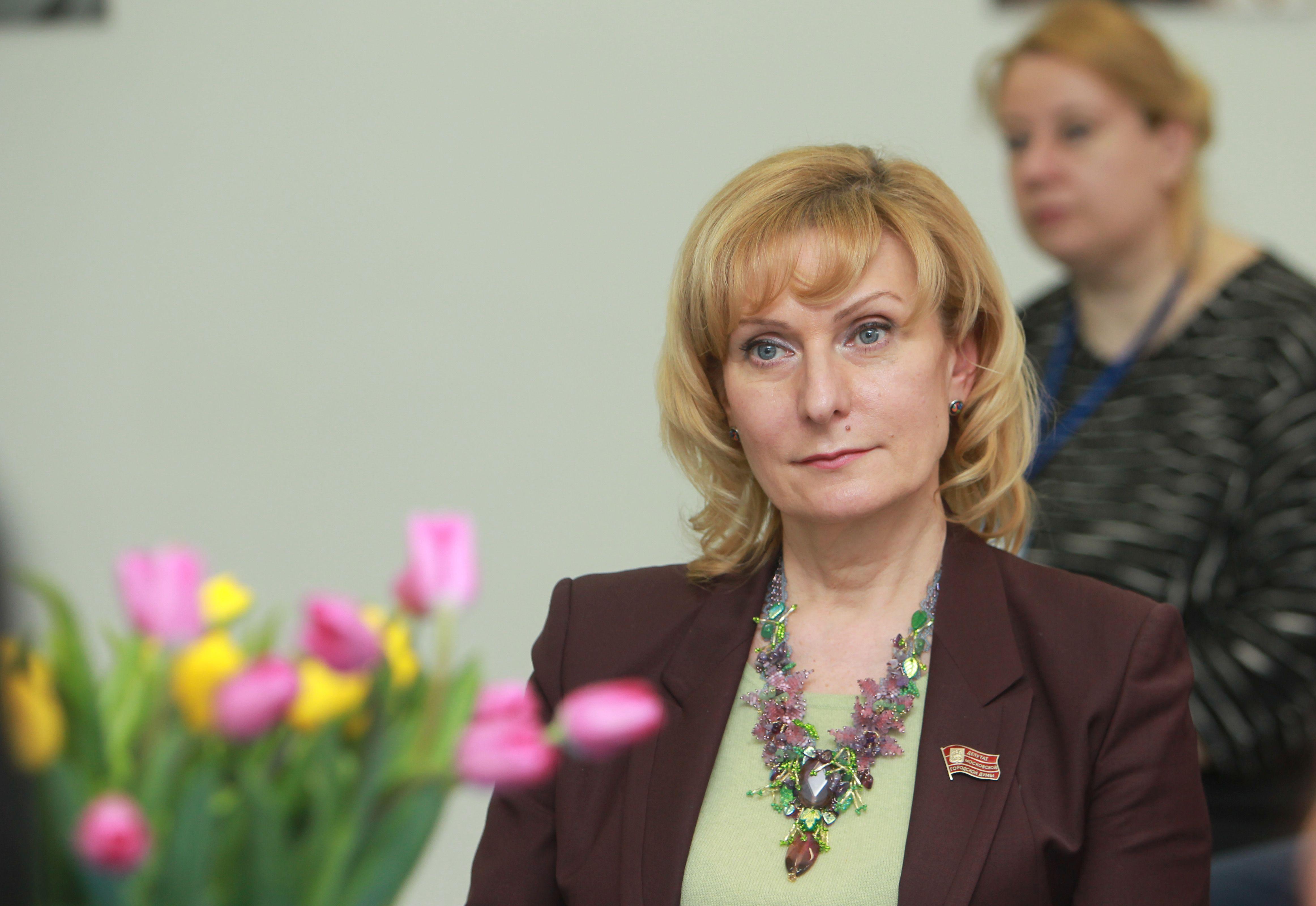 Депутат Инна Святенко рассказала об организации летнего отдыха детей