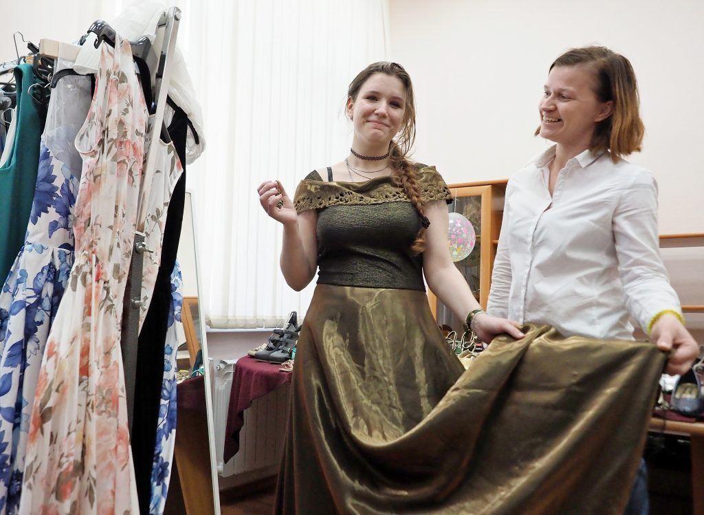 Мода для всех: правильно подбирать одежду научат в ЗИЛе. Фото: Антон Гердо, «Вечерняя Москва»