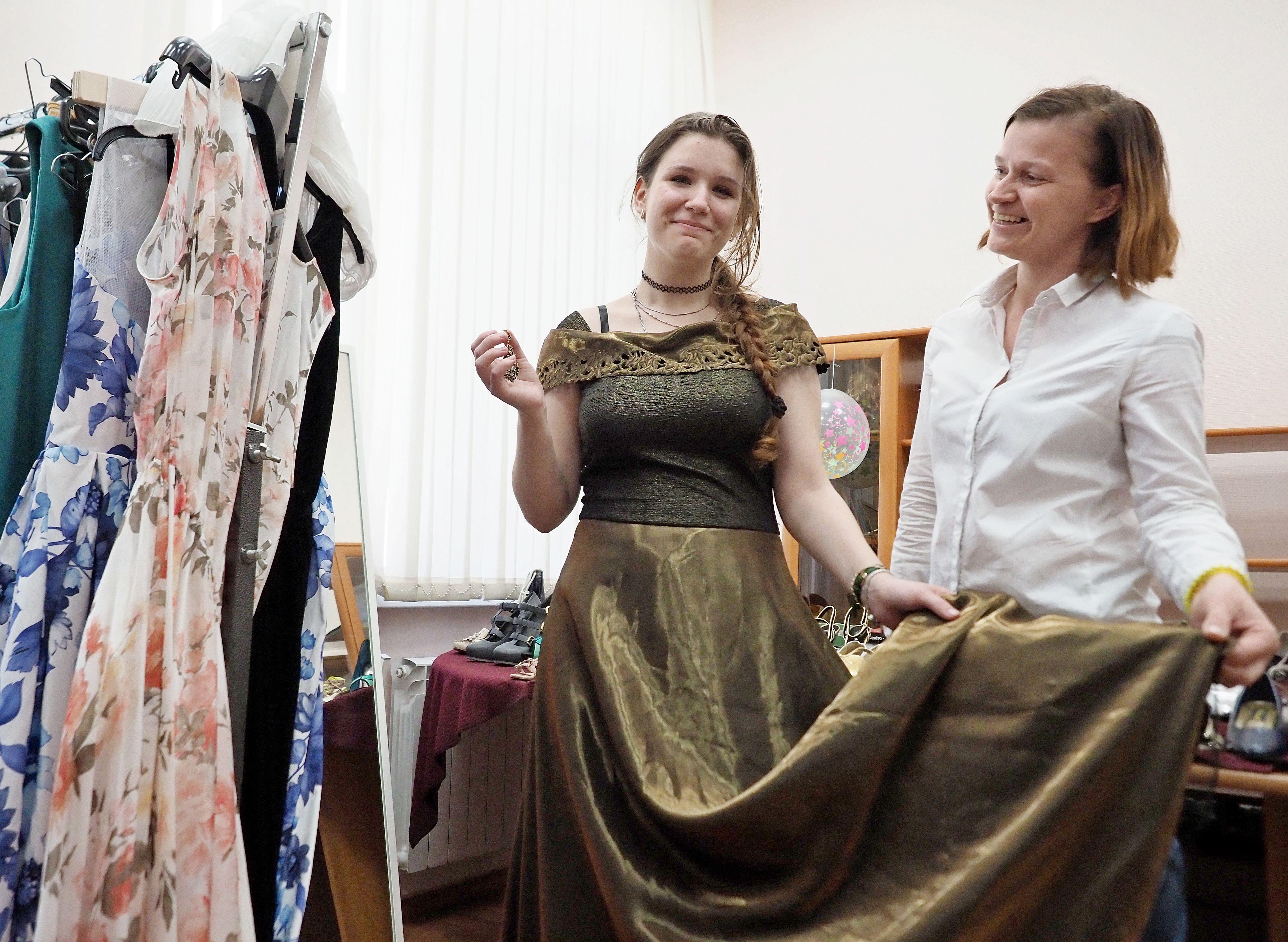 Мода для всех: правильно подбирать одежду научат в ЗИЛе