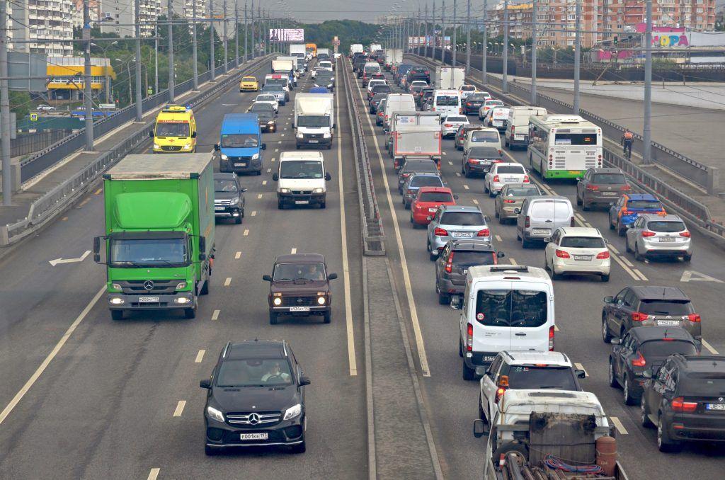 Схему движения по проспекту Андропова скорректируют. Фото: Анна Быкова