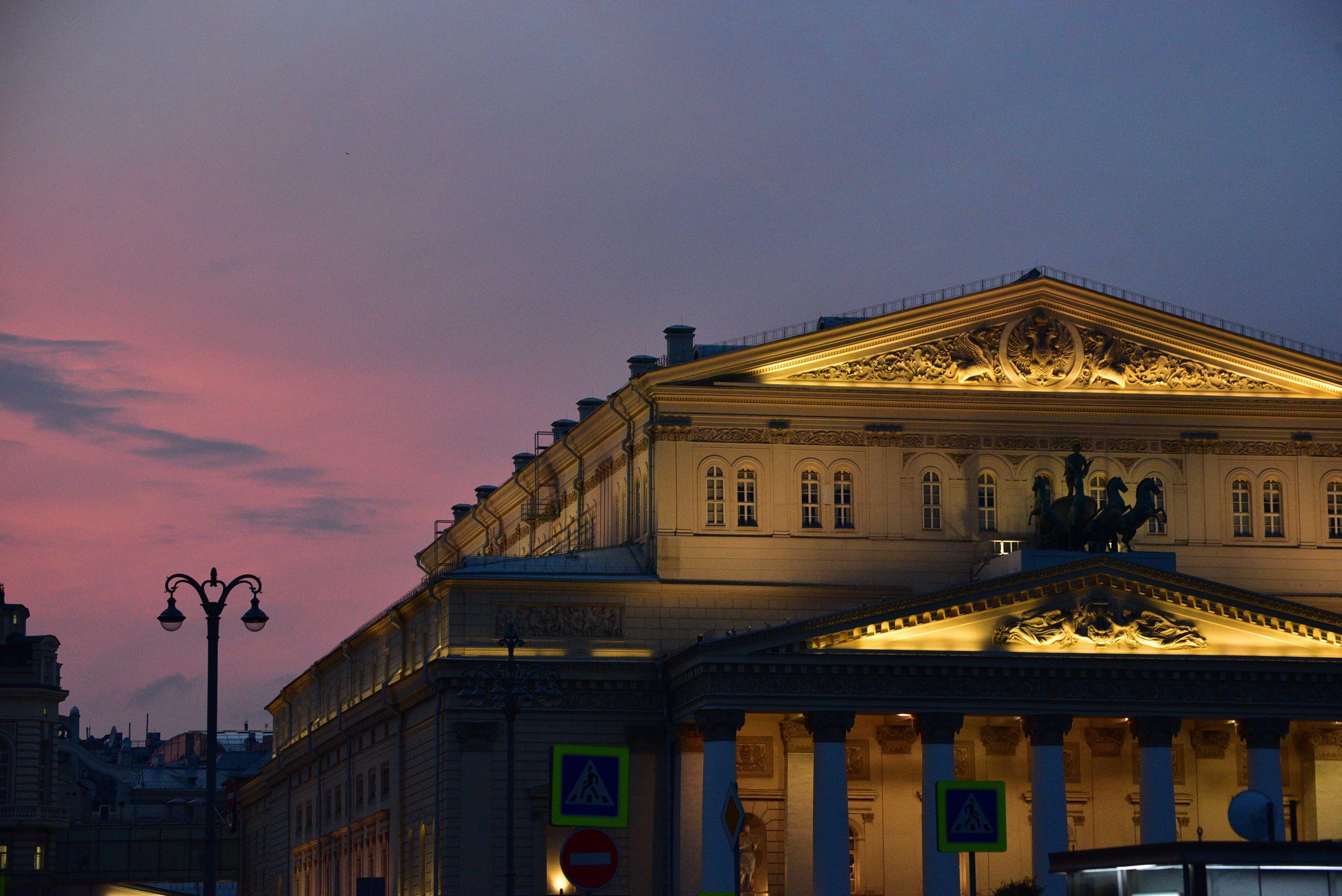 Камерную сцену Большого театра отреставрируют в Москве