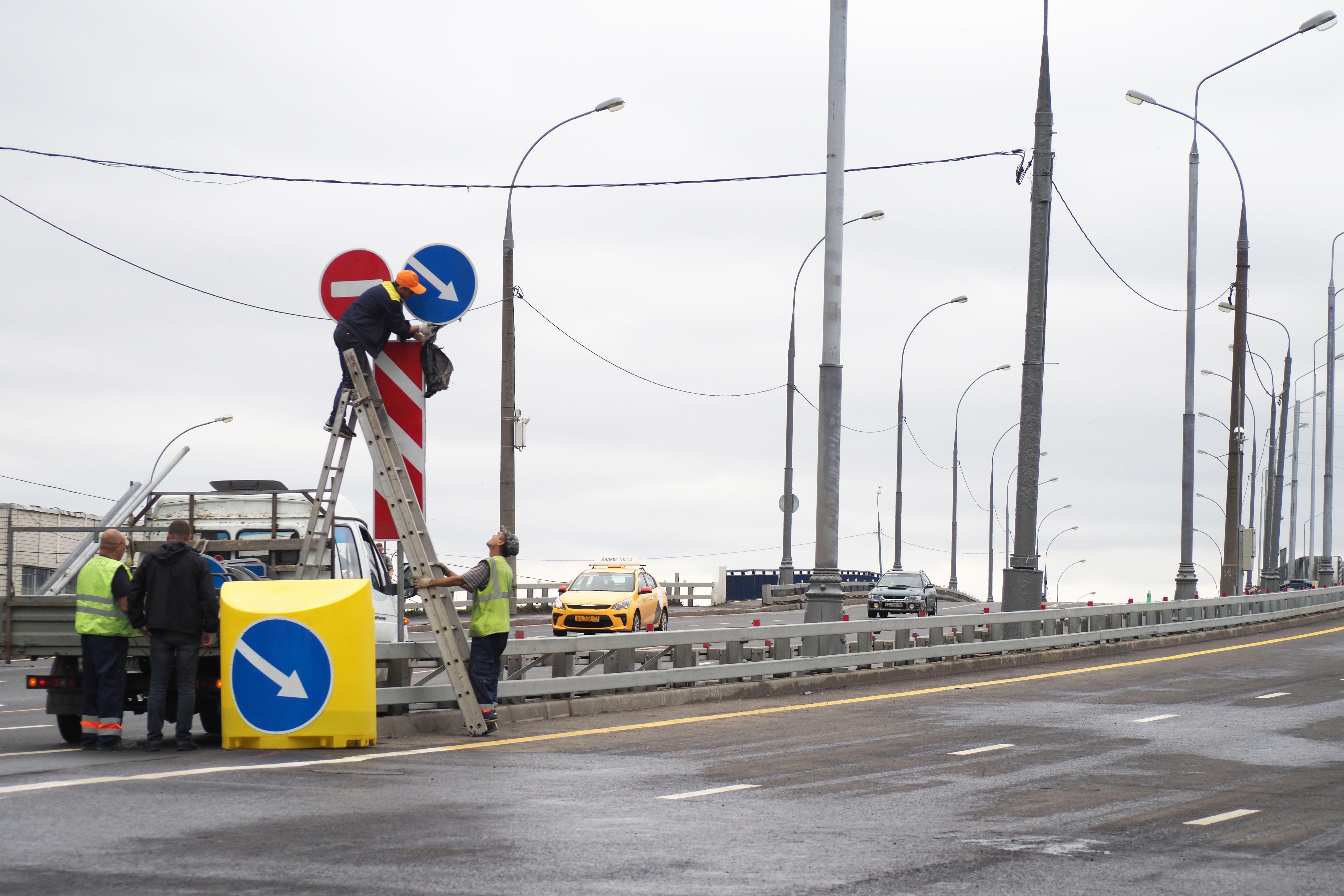 Новая трасса свяжет Варшавское и Калужское шоссе через два года