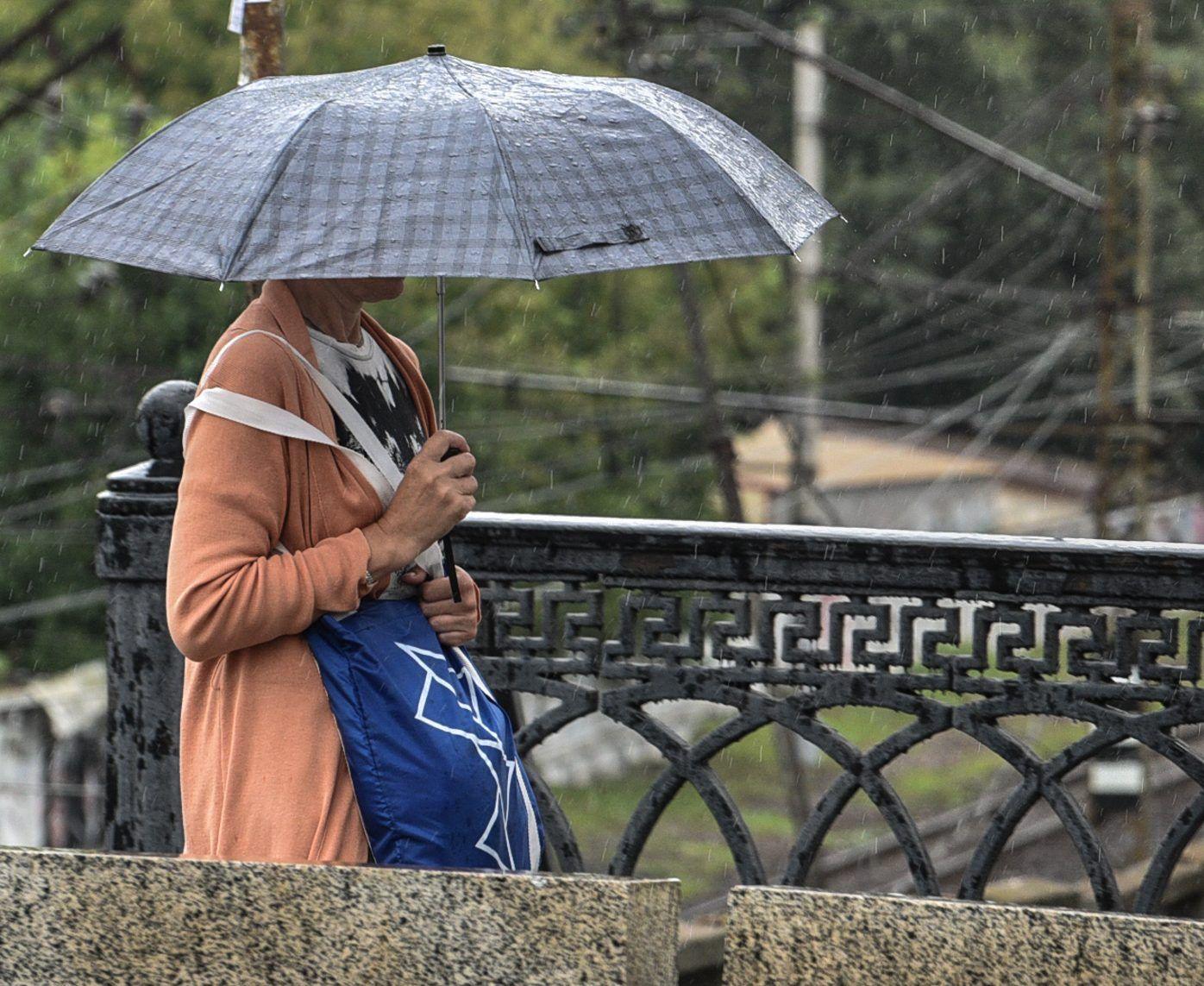 Теплая погода с кратковременными осадками ожидается встолице