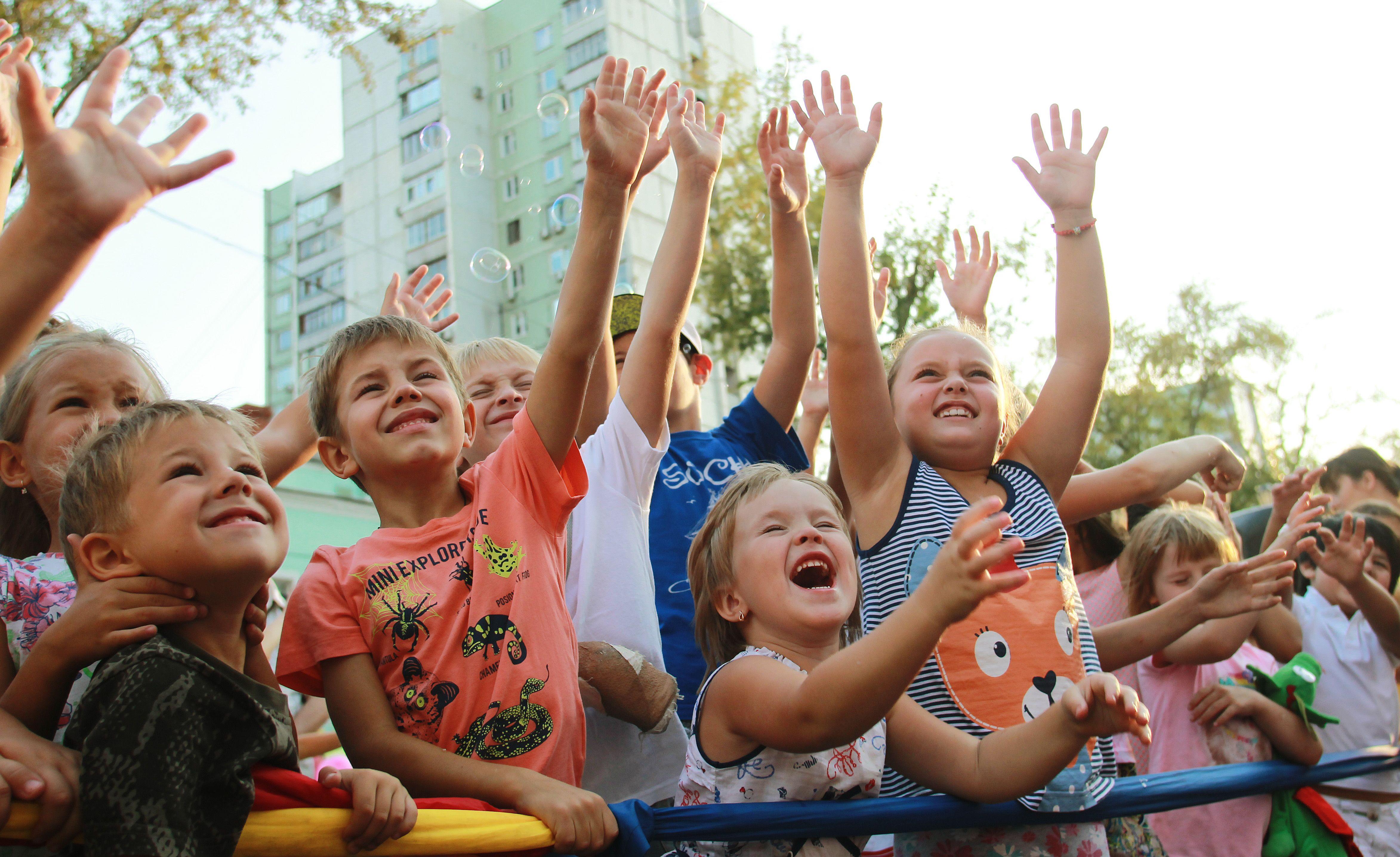 Интерактивный квест и аквагрим: онлайн-программу подготовили в ТКС «Орехово» ко Дню защиты детей