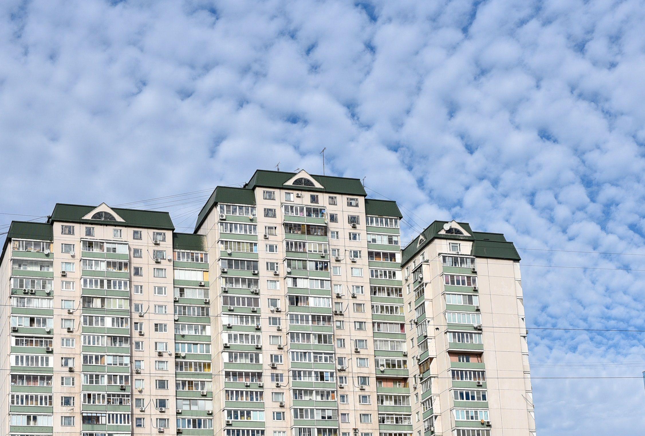 Почти четыре миллиона «квадратов» недвижимости ввели в Москве с начала года