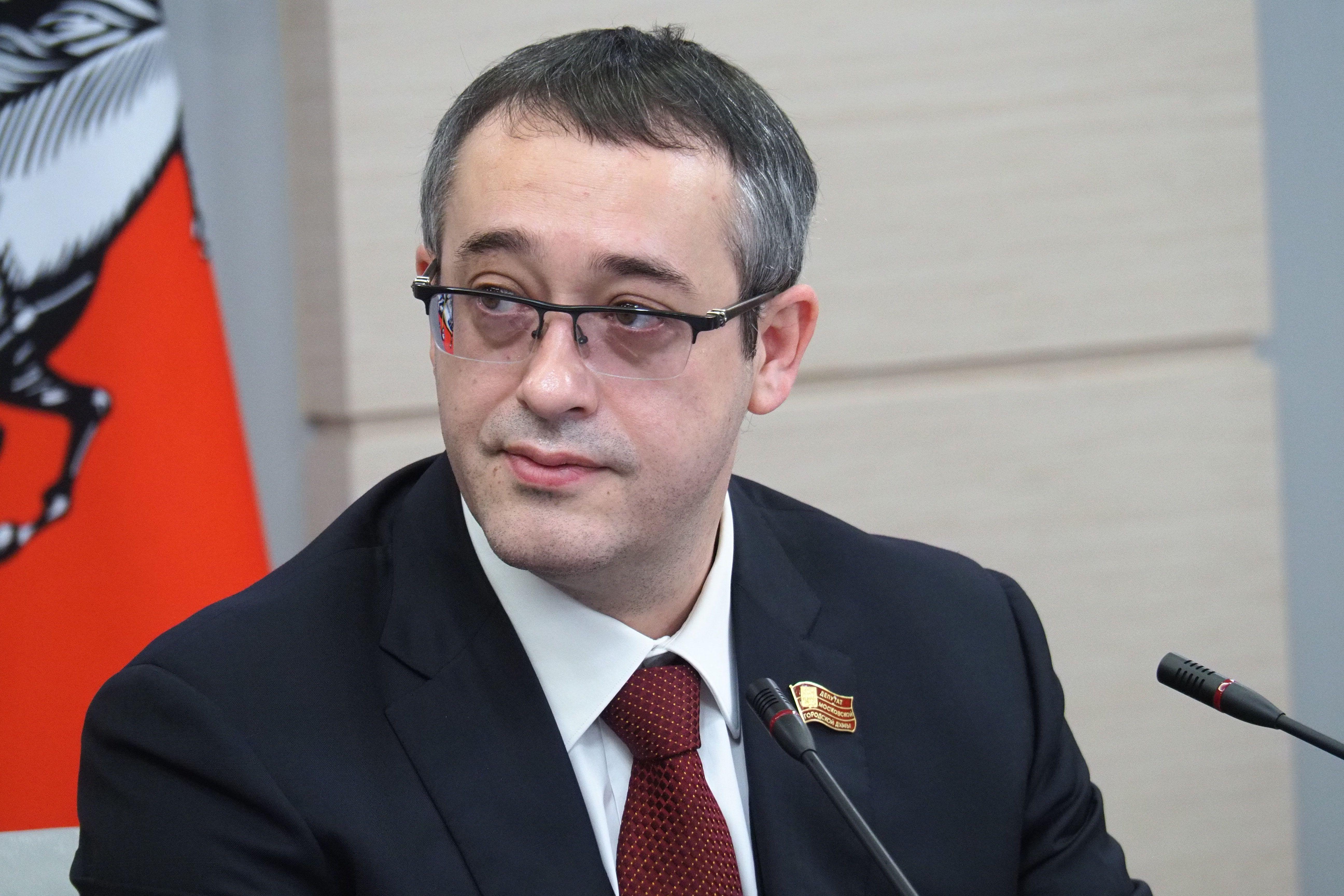 Шапошников отметил технически безупречное проведение дистанционного заседания Мосгордумы