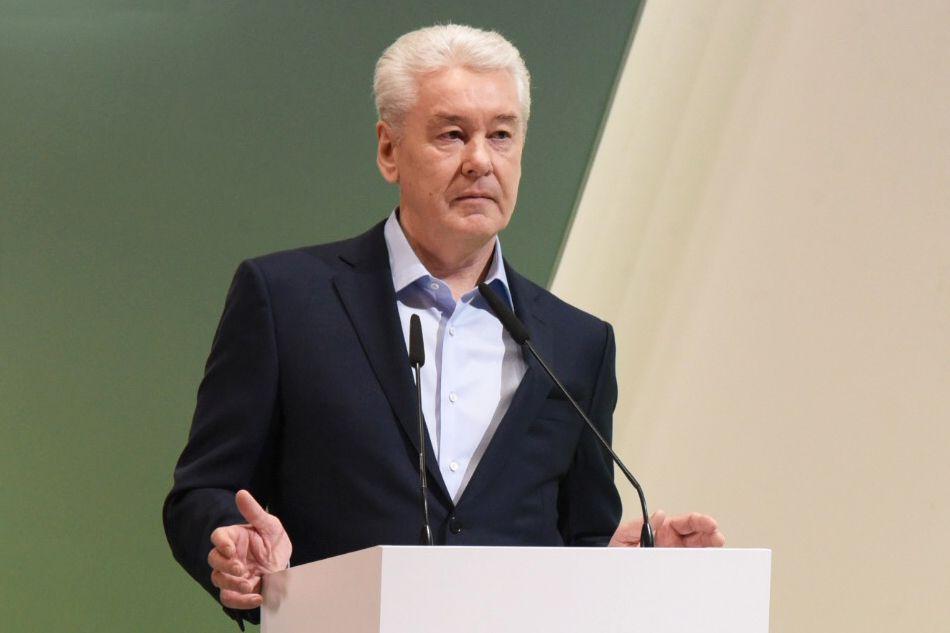 Собянин снял с 12 мая ограничения на работу строительных и промпредприятий