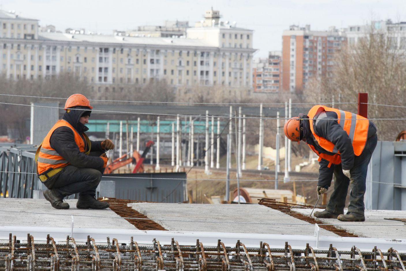 Путепровод через МЦК от Пруд Ключиков запустили на юго-востоке Москвы