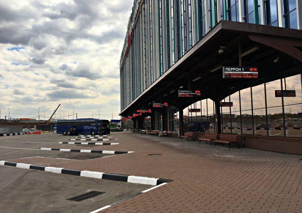 Новые рейсы до четырех городов запустят савтостанции и автовокзала юга. Фото: Анна Быкова
