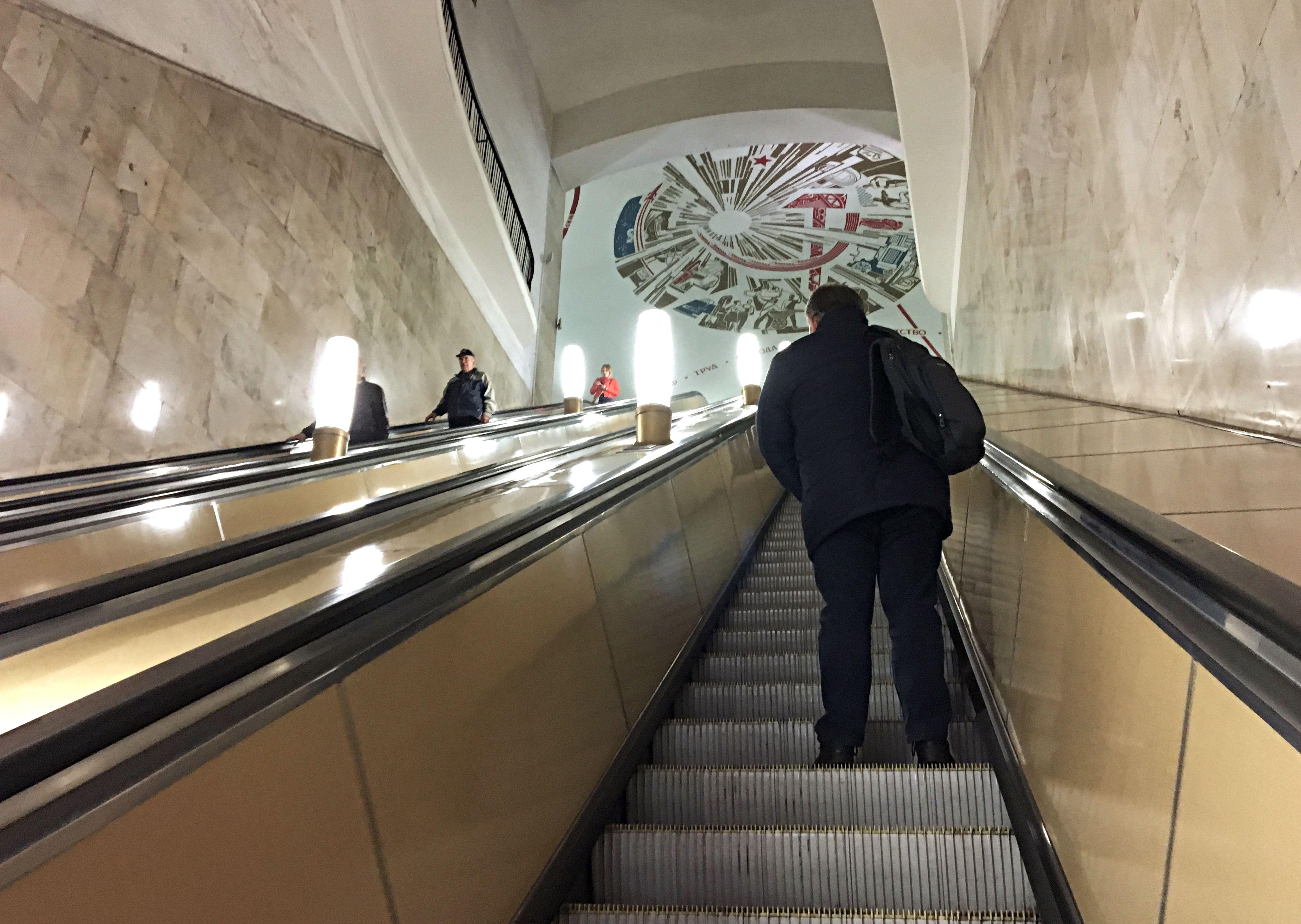 Историю «Автозаводской» расскажут на видеоэкскурсии по столичной подземке