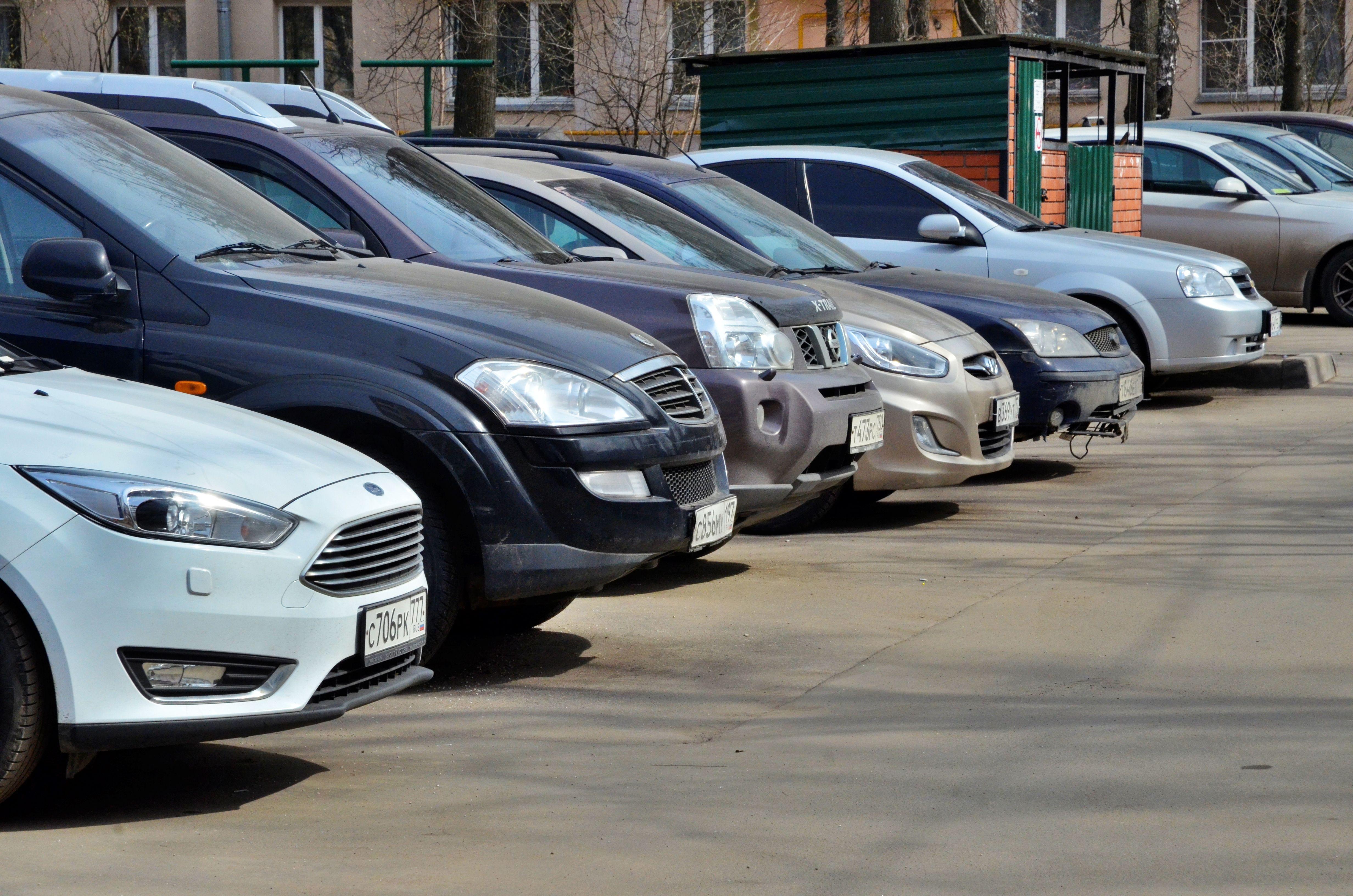 СМС-оповещения о возможности продлить парковочные разрешения получили более девяти тысяч водителей