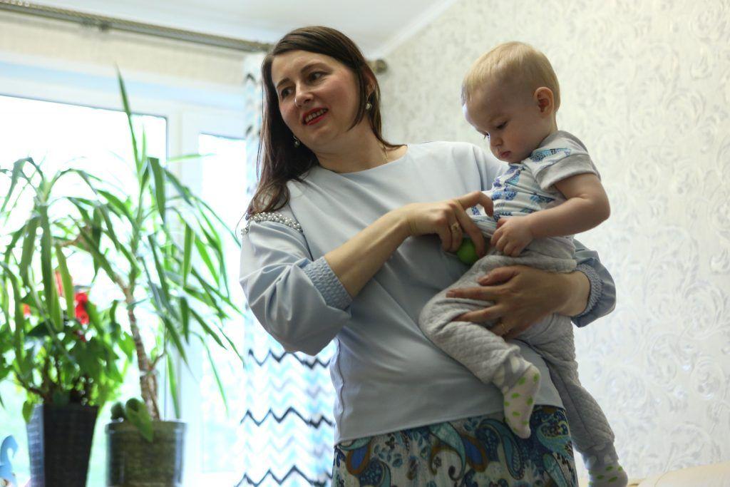 Столичным мамам помогут справиться с эмоциональным выгоранием. Фото: Алексей Орлов, «Вечерняя Москва»