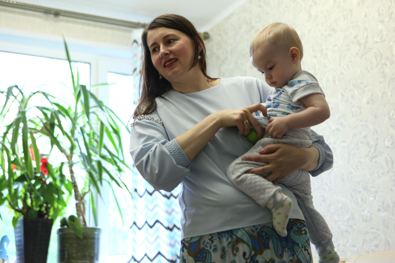 Столичным мамам помогут справиться с эмоциональным выгоранием онлайн
