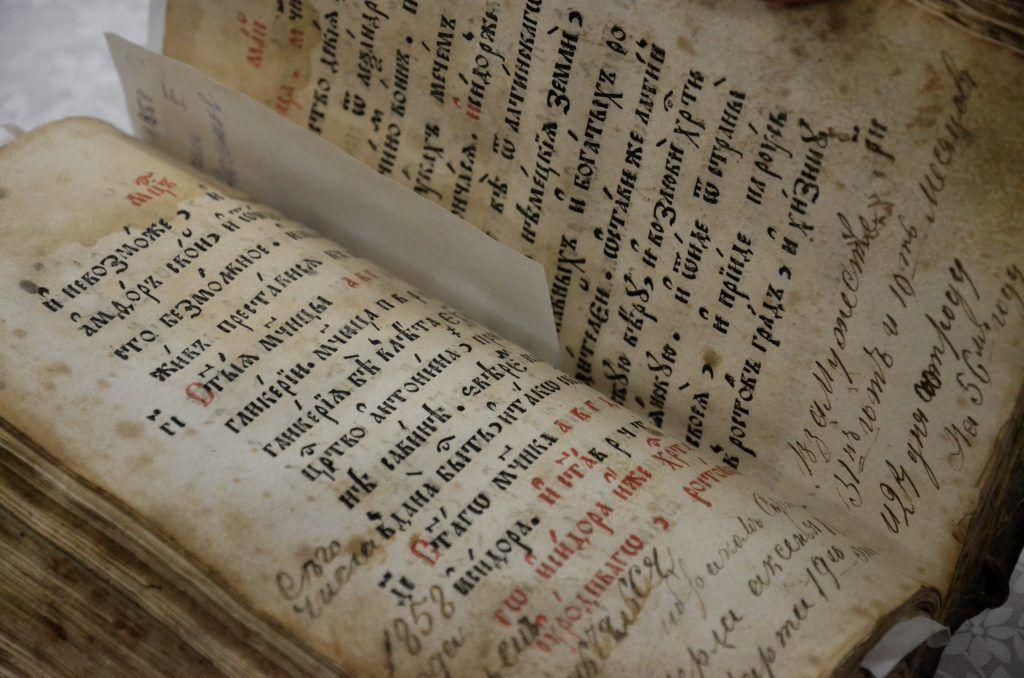 День славянской письменности и культуры отметят в Библиотеках Юга. Фото: Анна Быкова