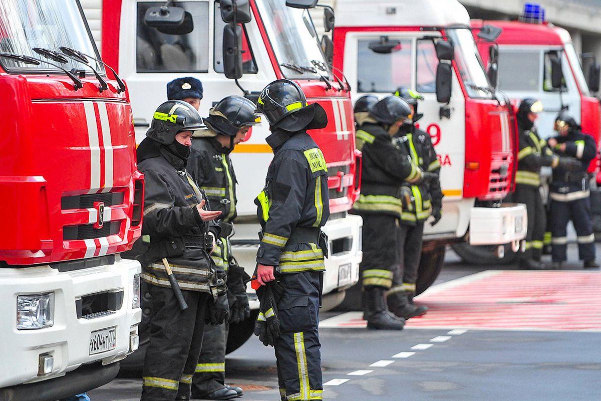 Возгорание в больнице на севере Москвы ликвидировано