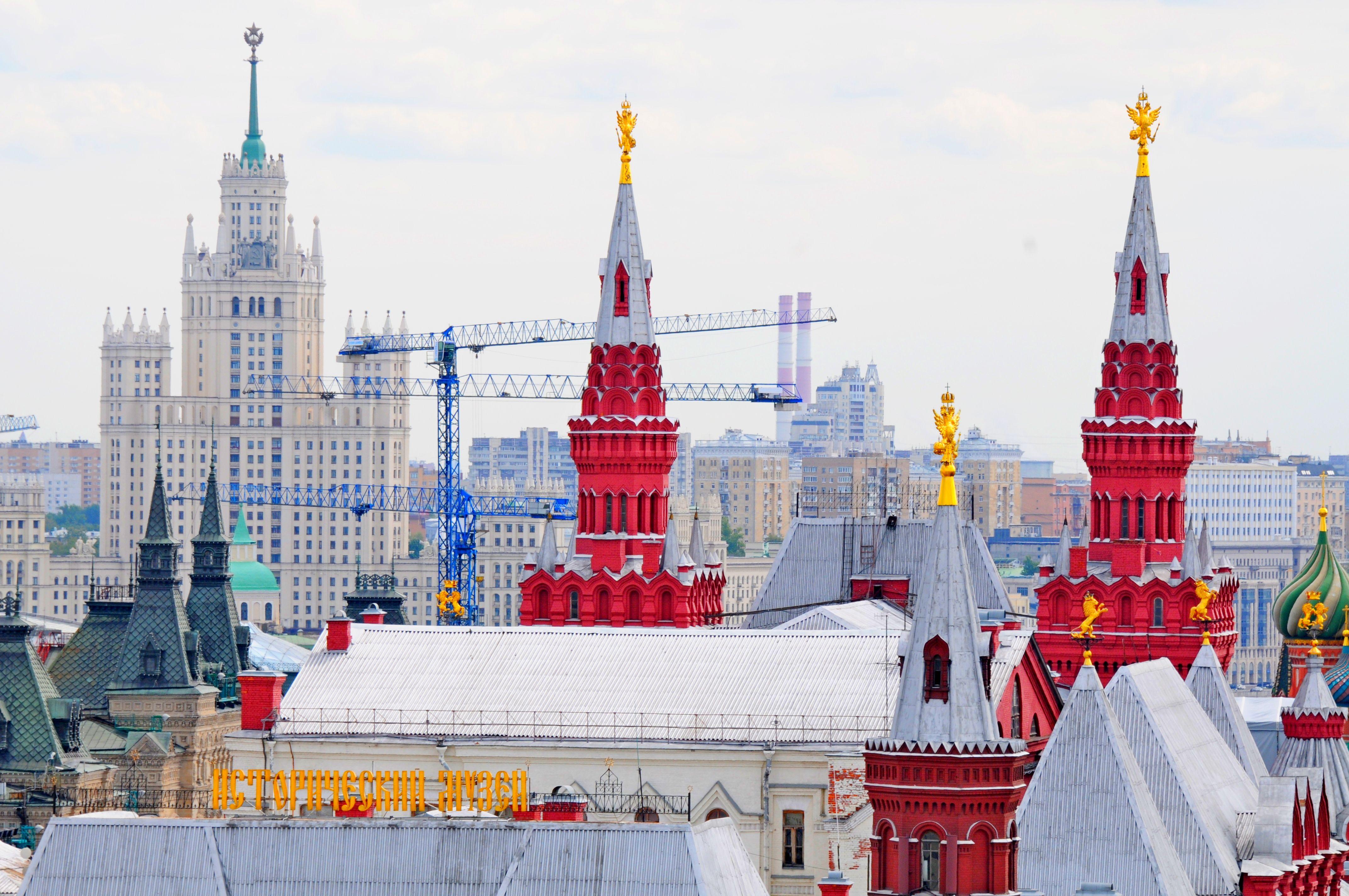 Новый музей на Красной площади могут открыть уже через три года