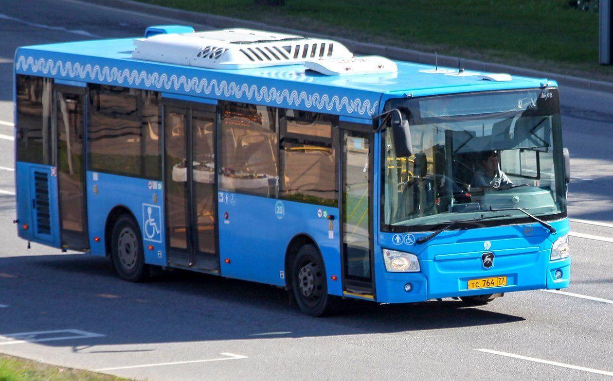 Новый автобусный маршрут связал станции метро «Нагатинская» и «Коломенская»