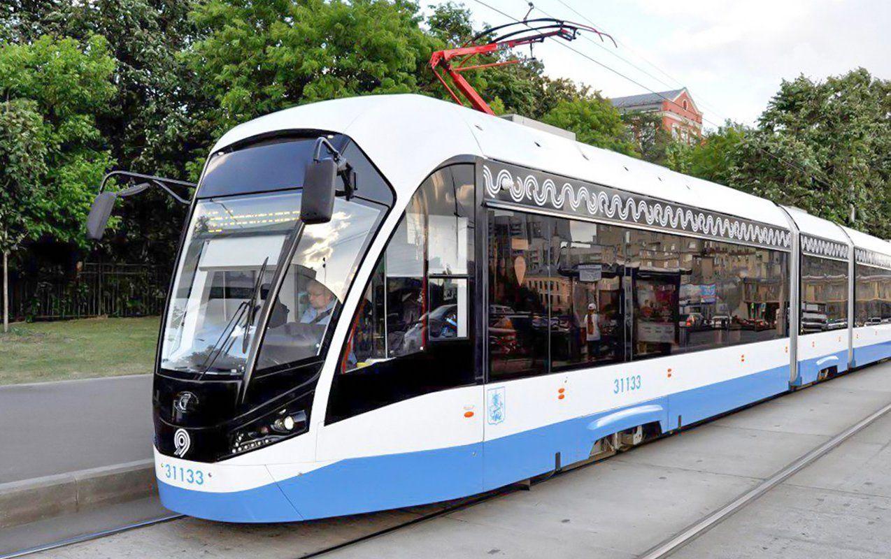 Трамваи «Витязь-Москва» появятся в восьми районах округа